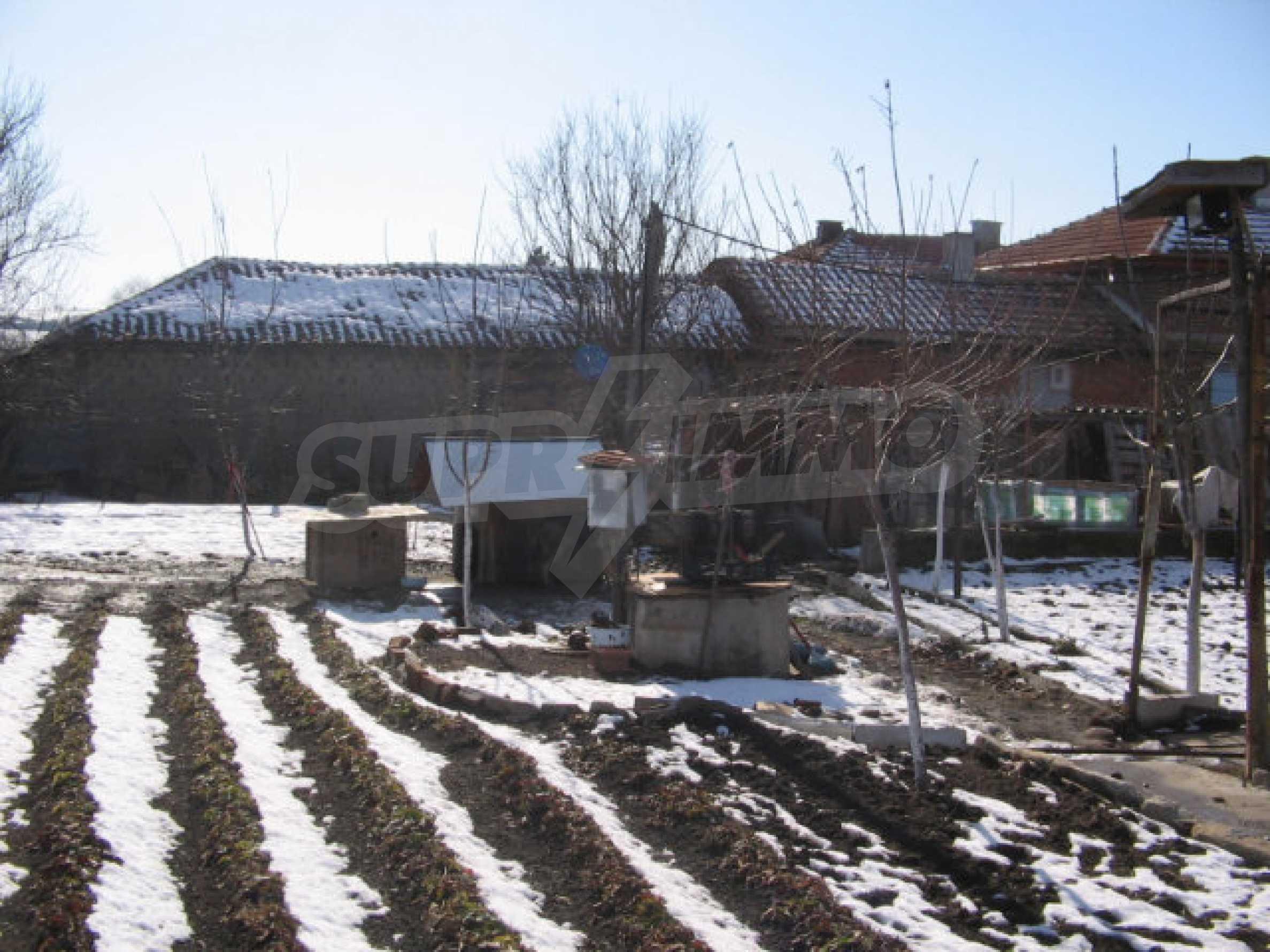 Дом возле города Хасково 9
