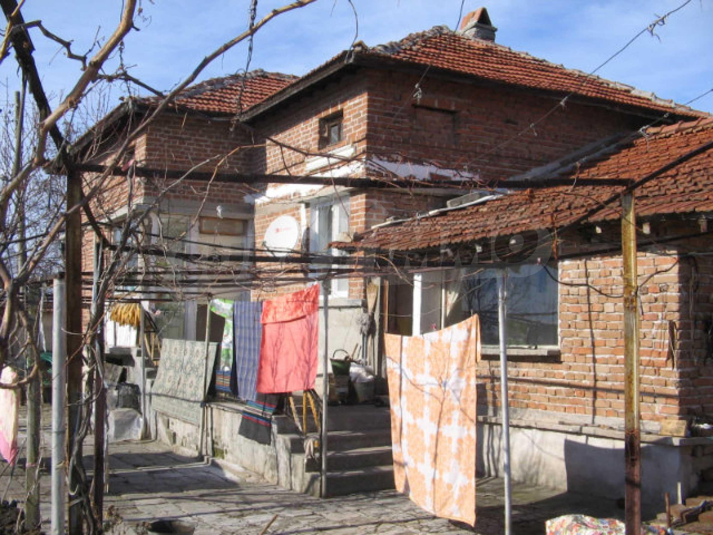 Дом возле города Хасково 13