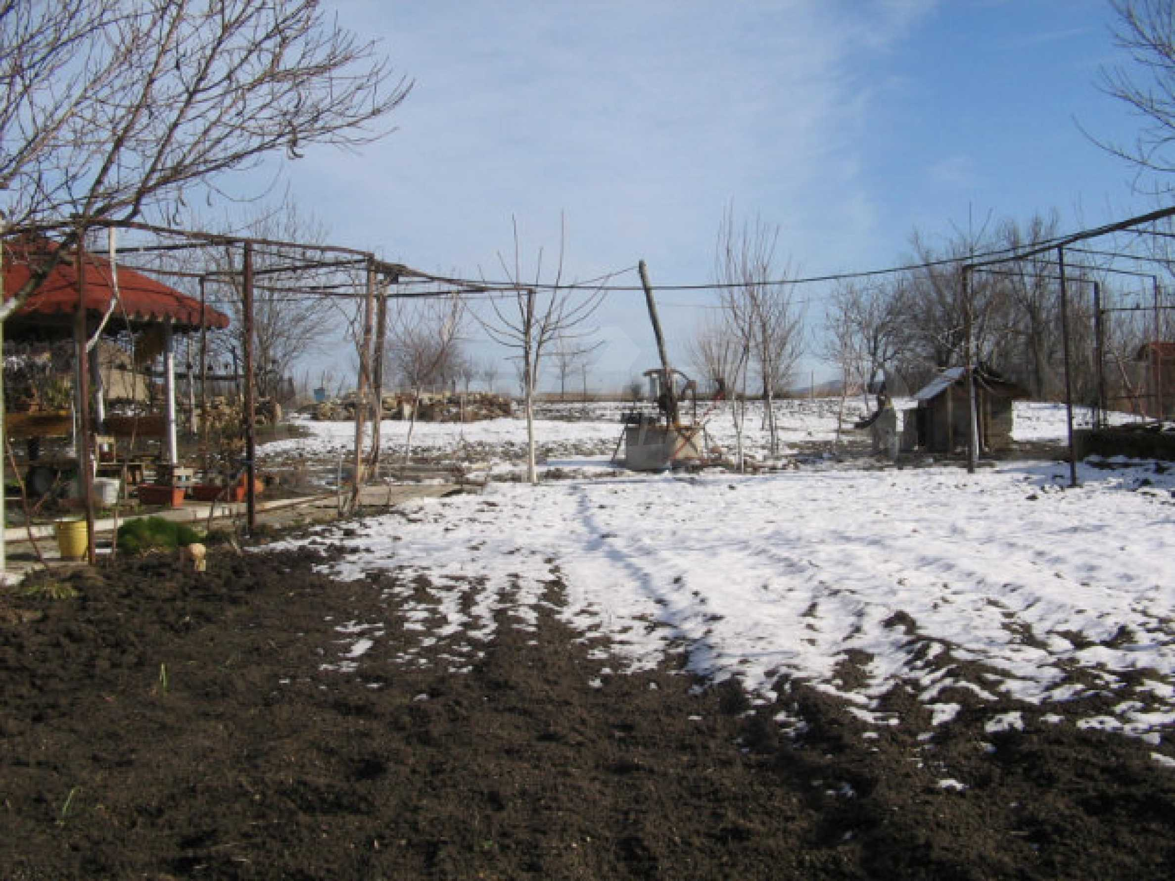 Дом возле города Хасково 34