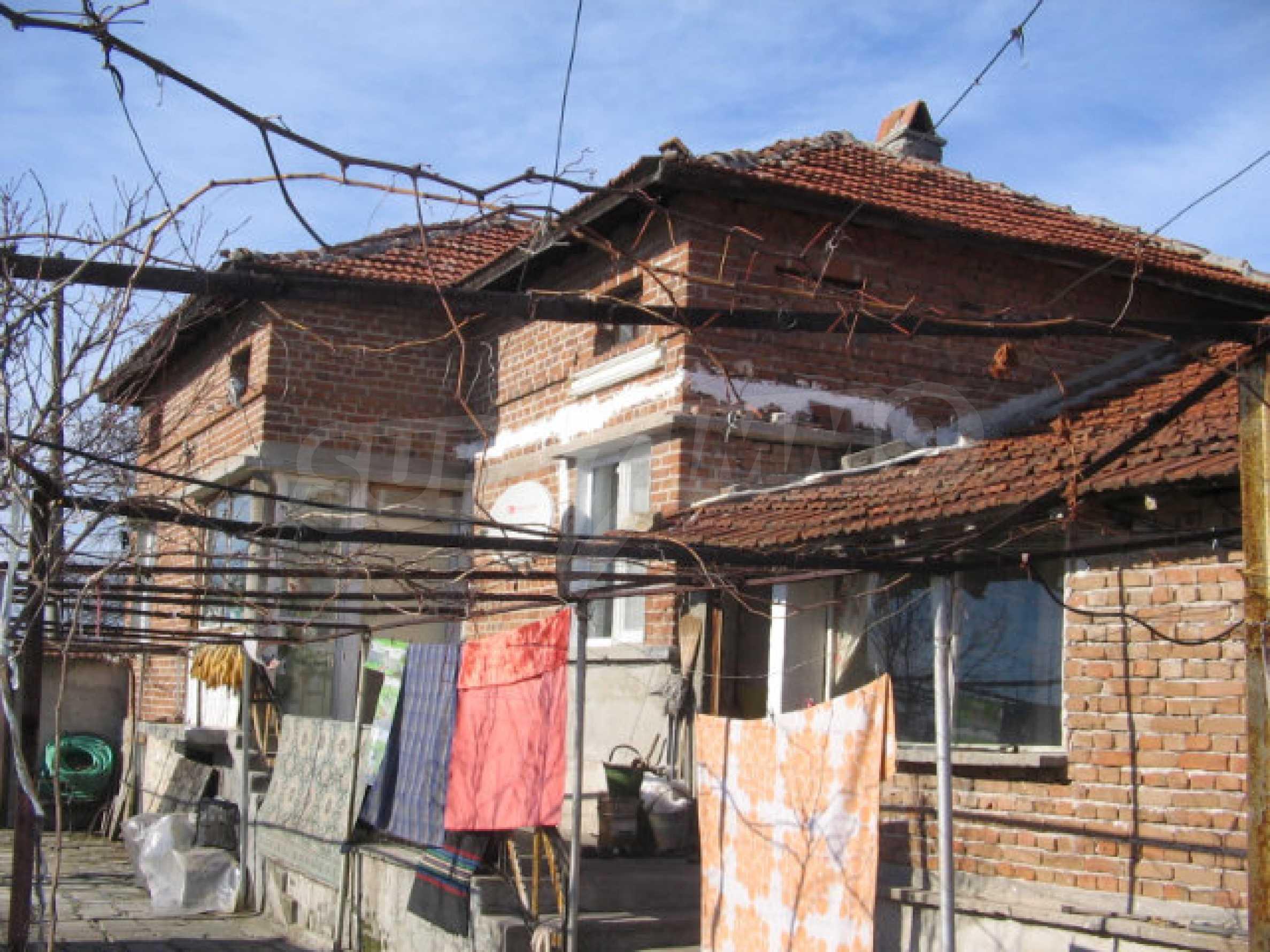 Дом возле города Хасково 6