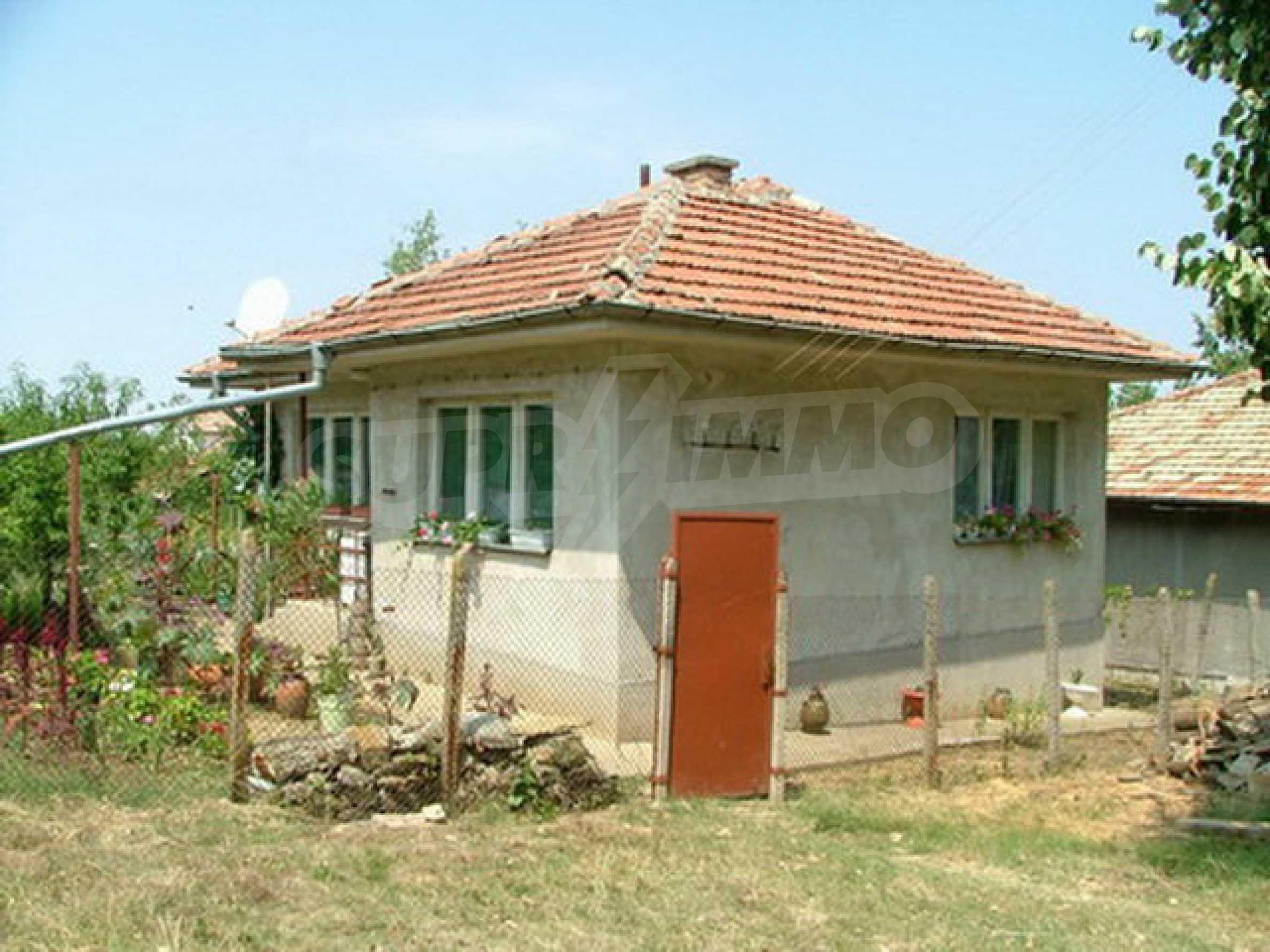 Einstöckiges Haus in der Nähe von Veliko Tarnovo