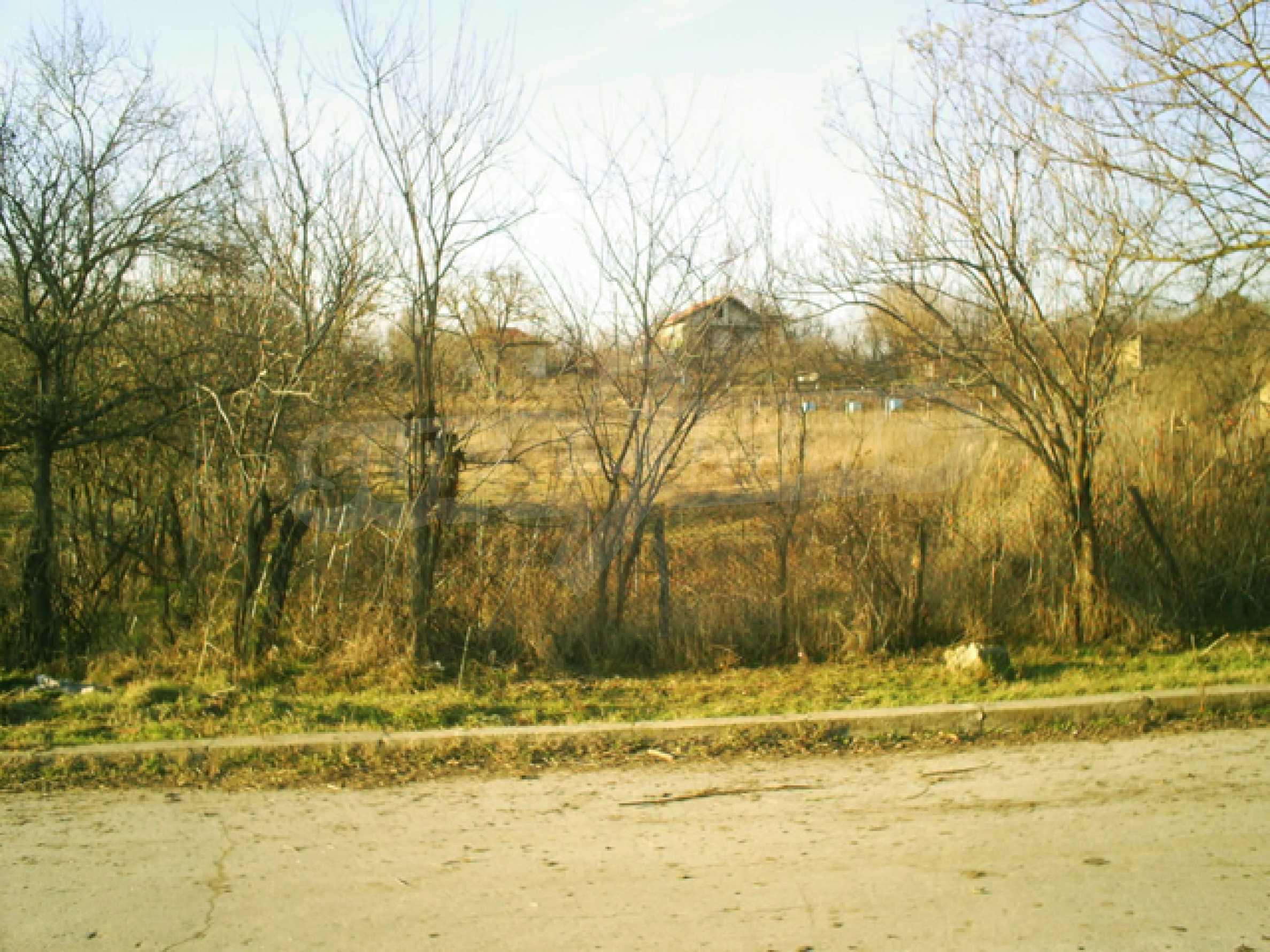 Regulated plot of land near Varna