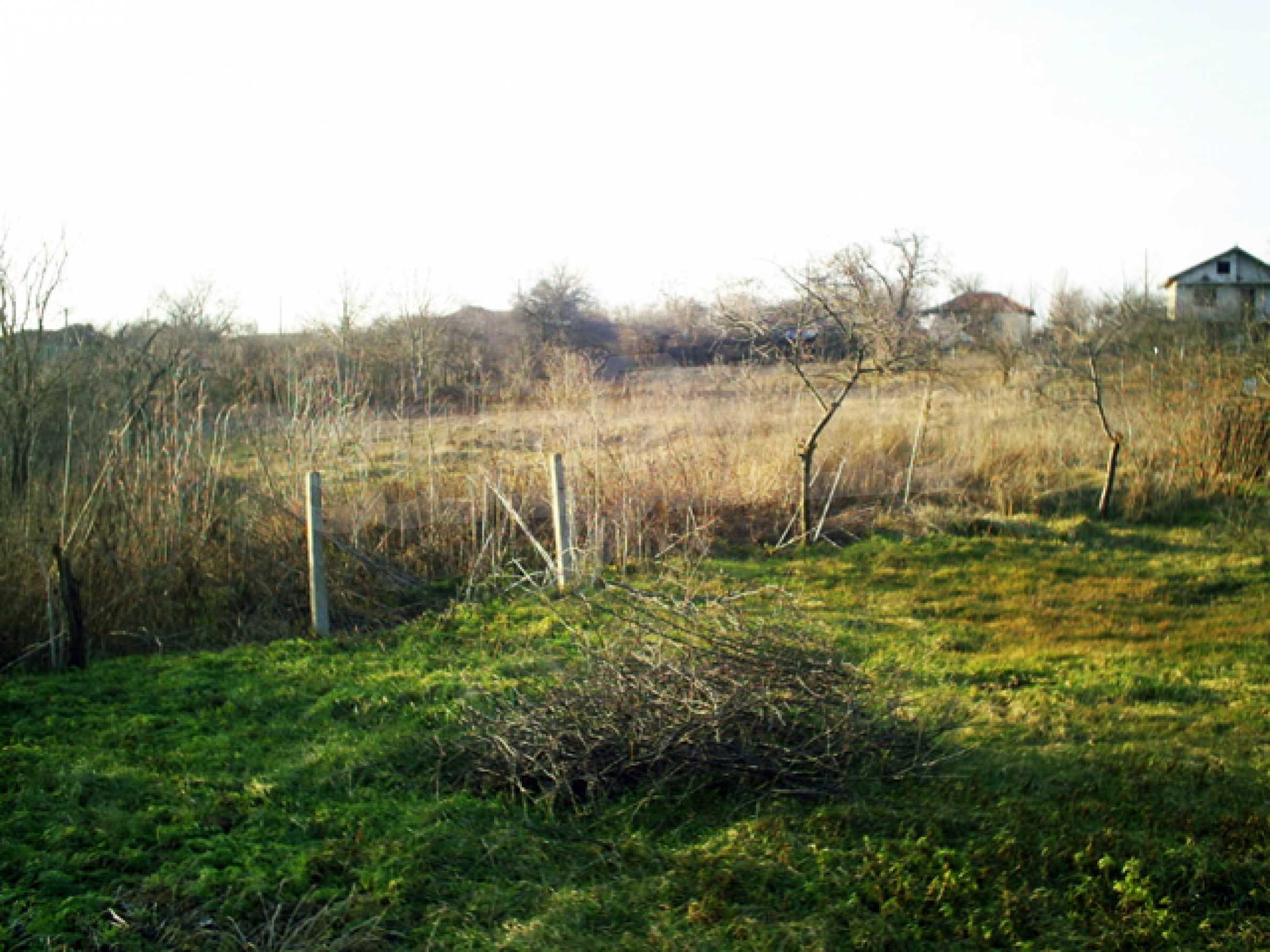 Regulated plot of land near Varna 2