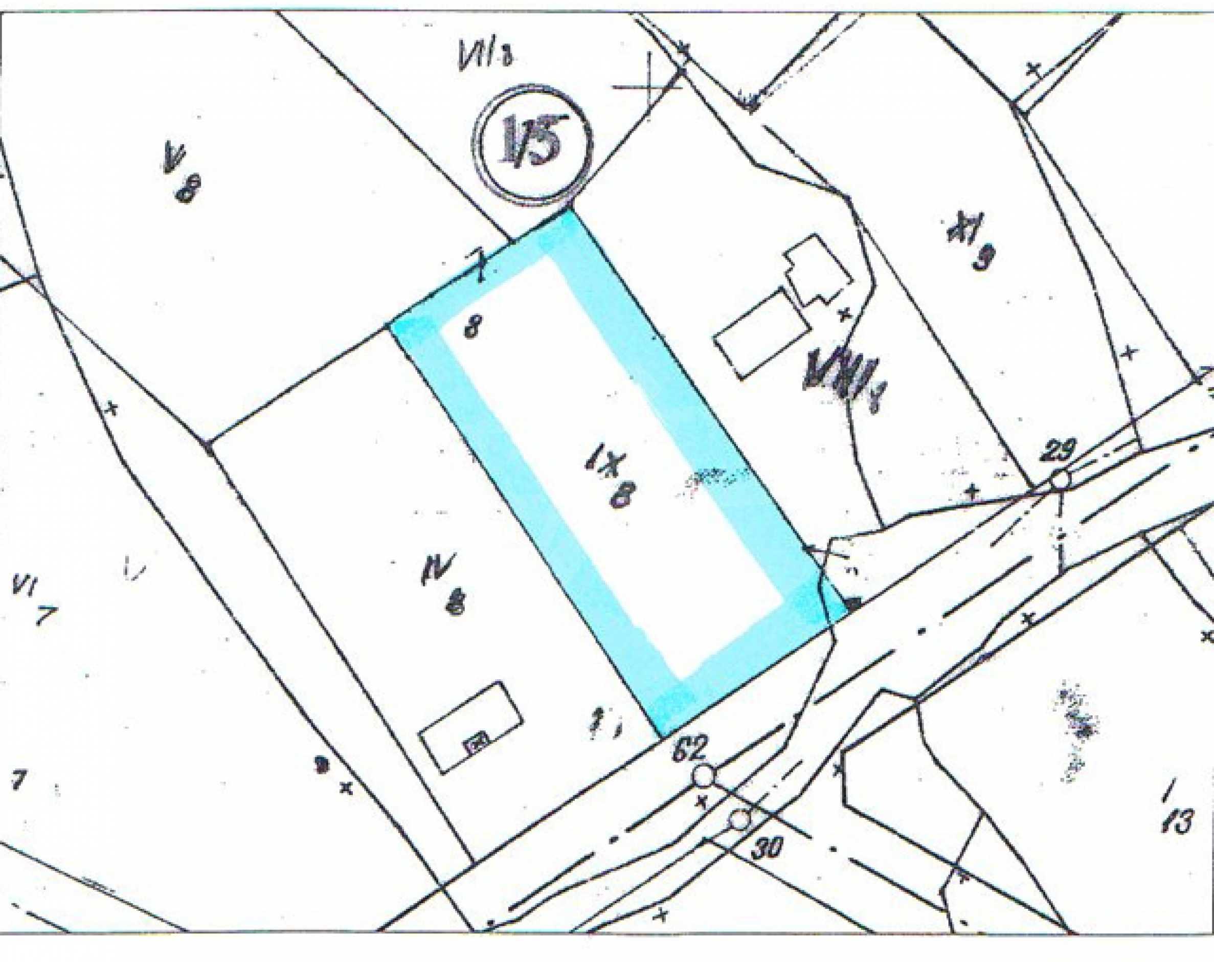 Regulated plot of land near Varna 3