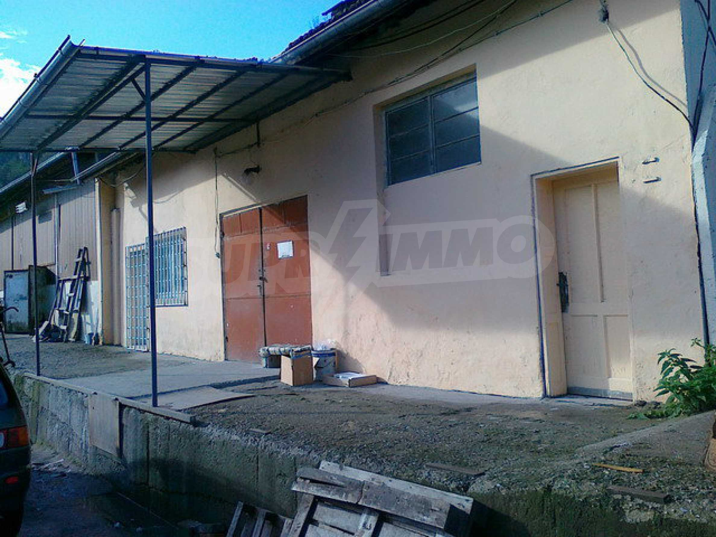 Industrial property in Veliko Tarnovo 2