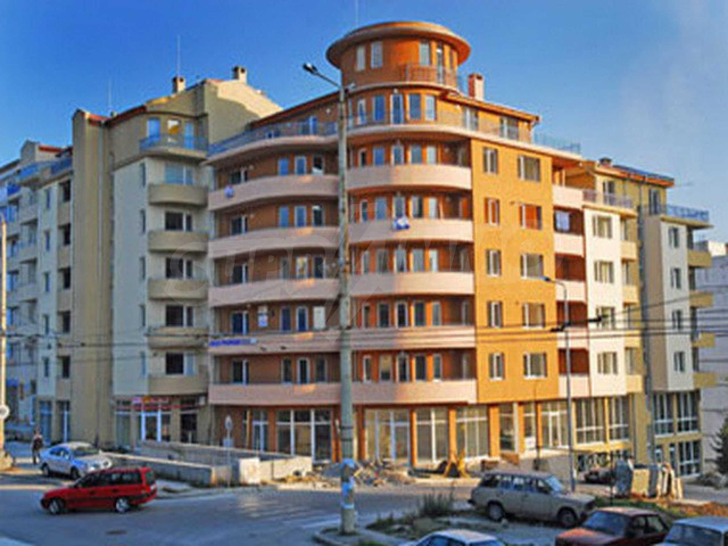 Ein-Zimmer-Wohnung / Büro in Veliko Tarnovo