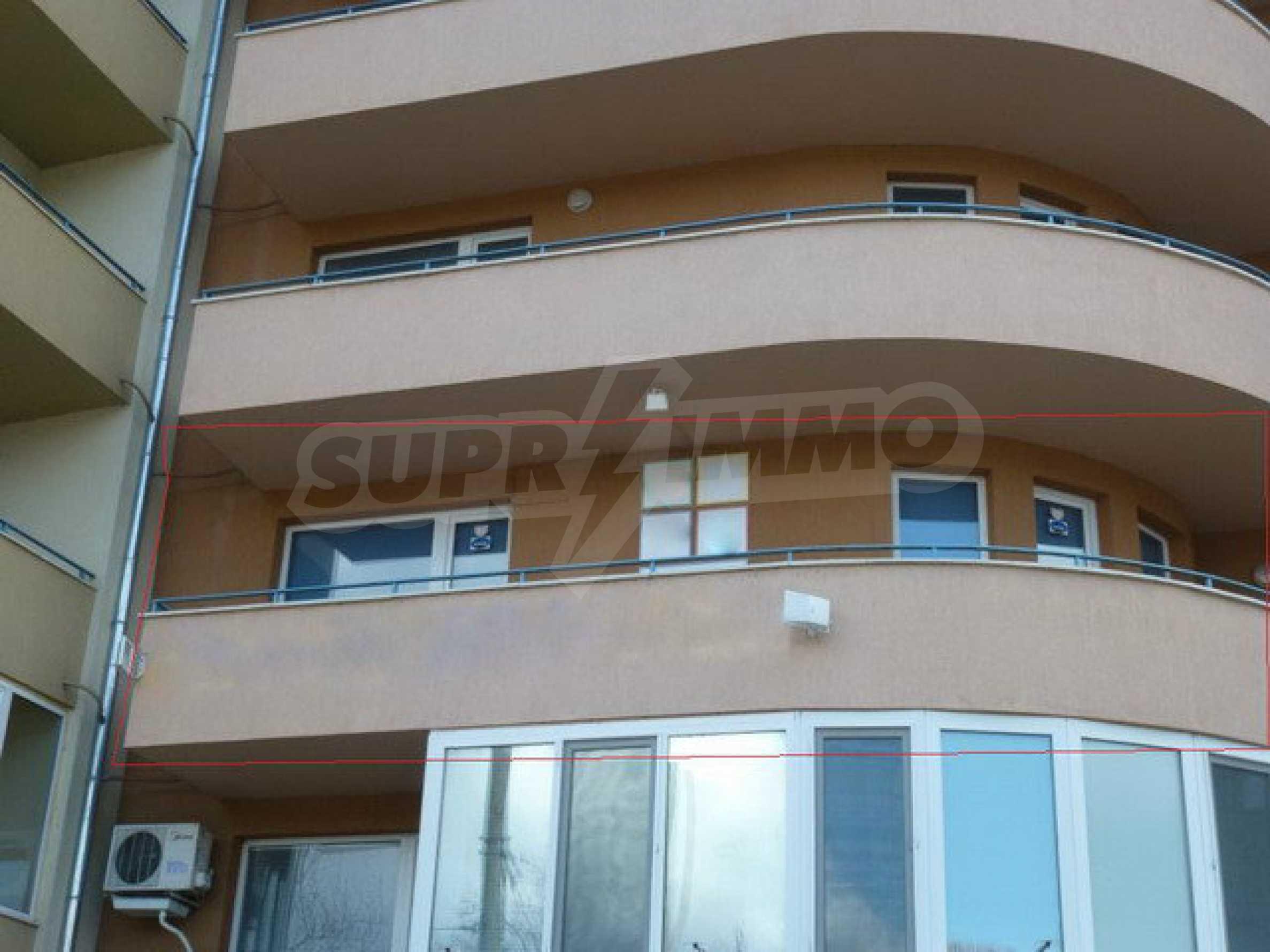 Ein-Zimmer-Wohnung / Büro in Veliko Tarnovo 10
