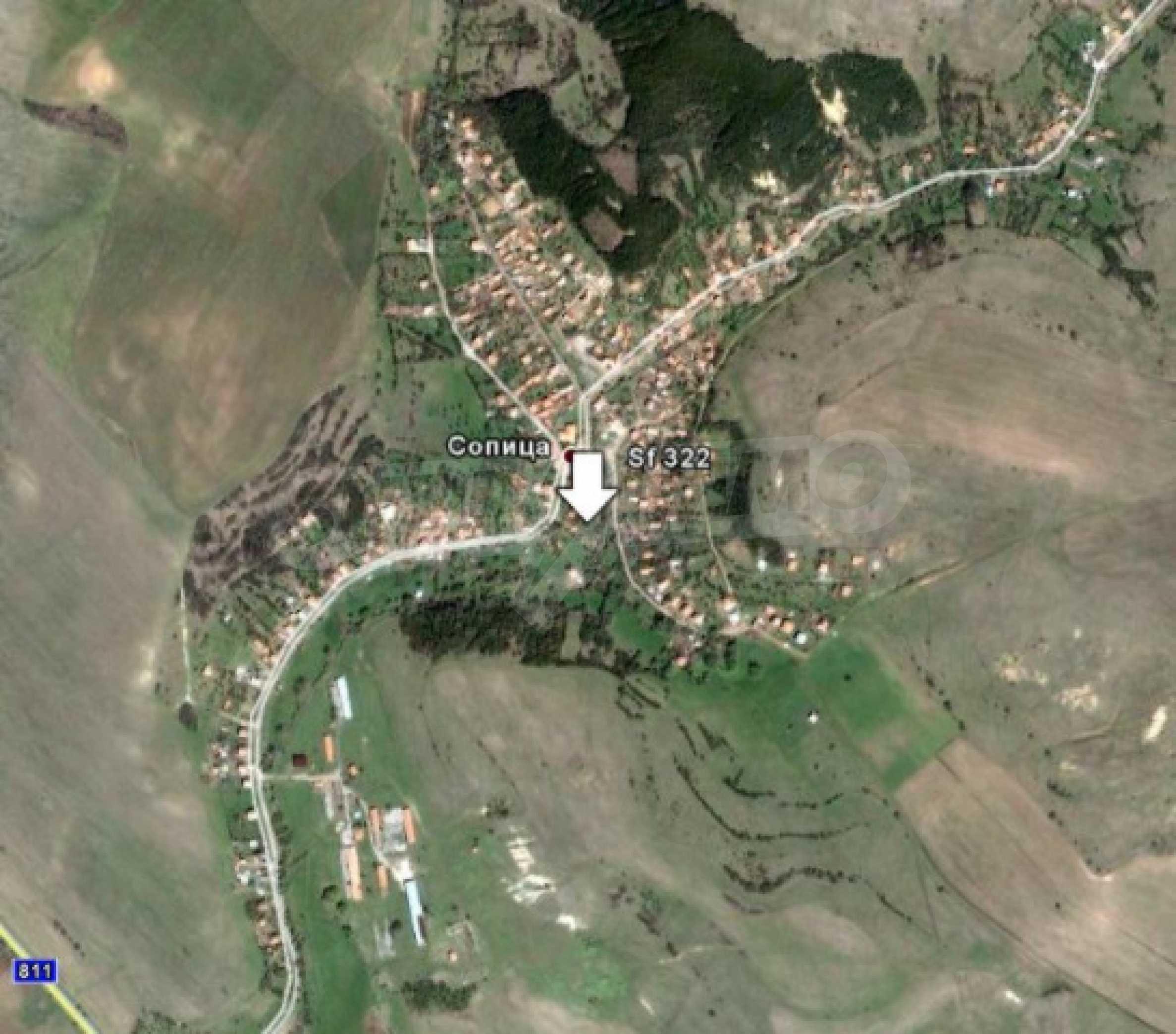 Земельный участок вблизи г. София 15