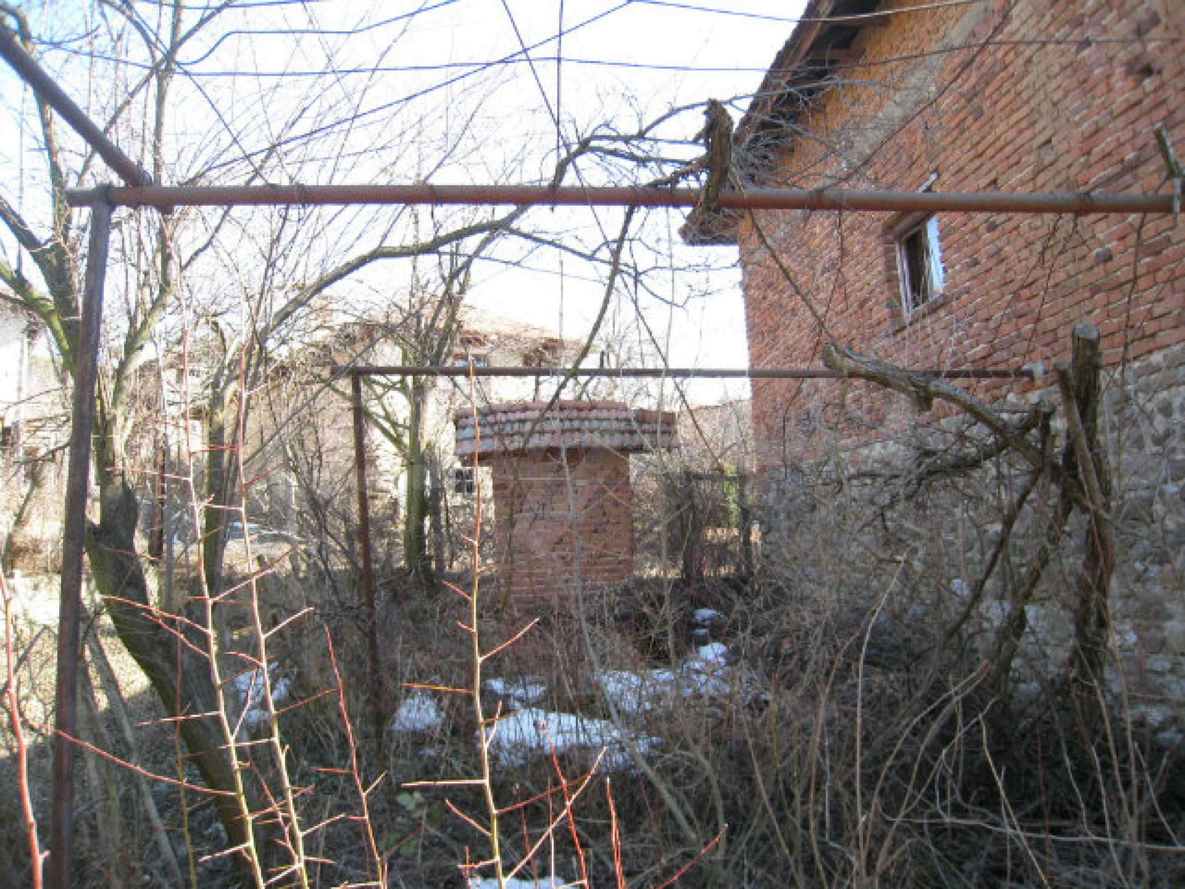Old house with yard 70 km from Sofia 33