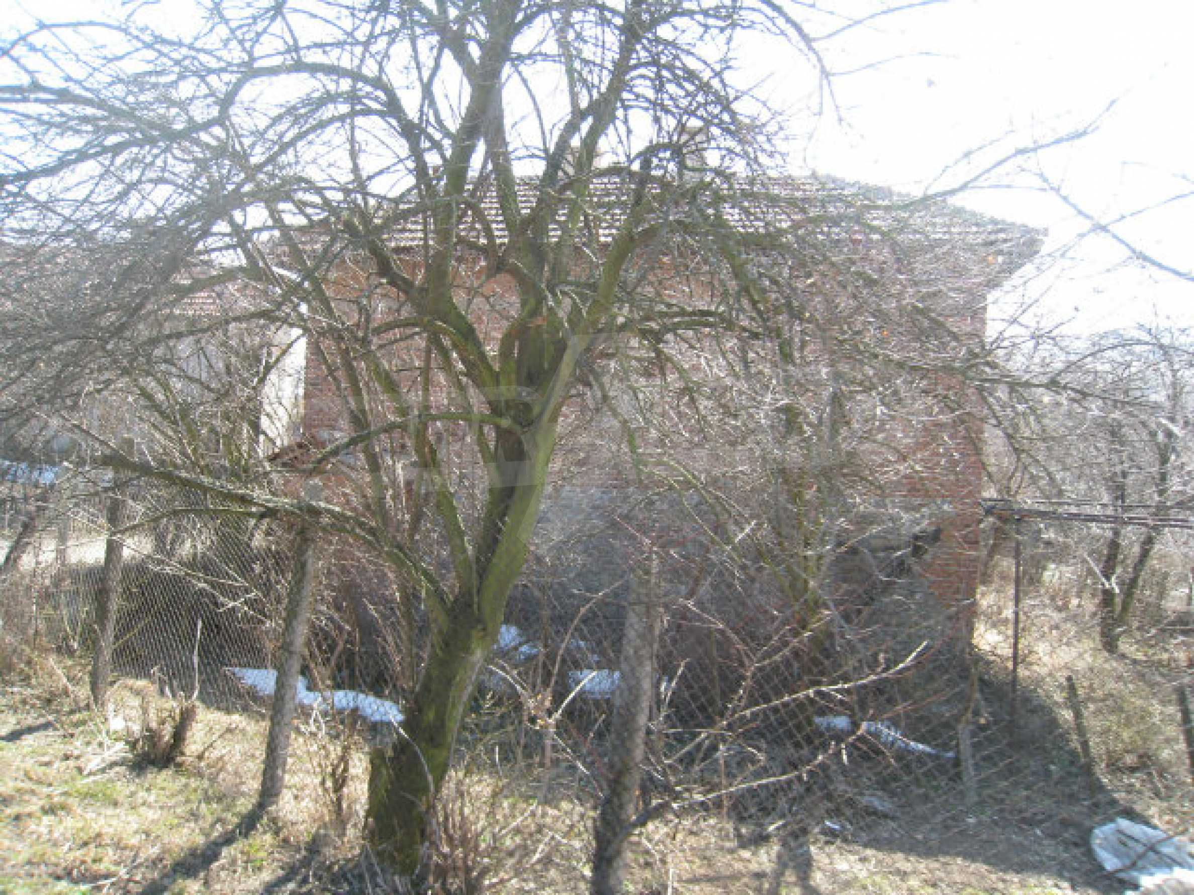 Old house with yard 70 km from Sofia 48