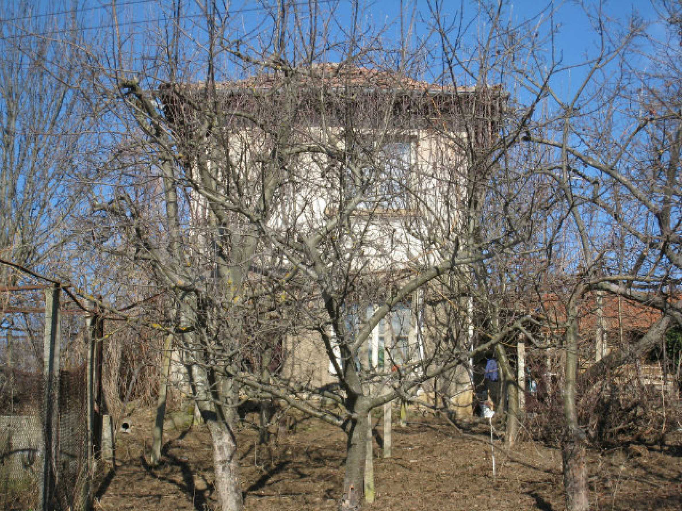 Old and new houses with yard in village 21 km from Kyustendil 57