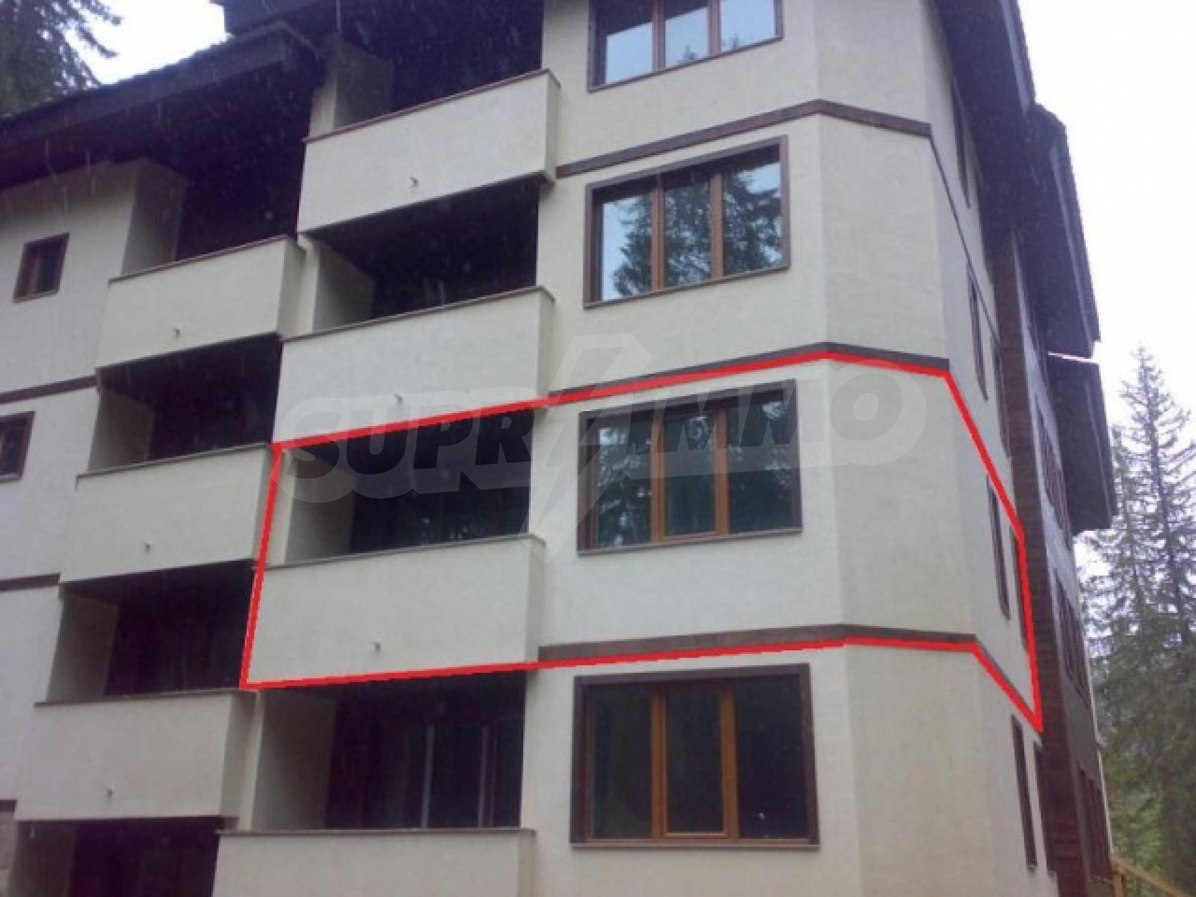 Просторная 2-комнатная квартира в комплексе Evrika (Эврика)