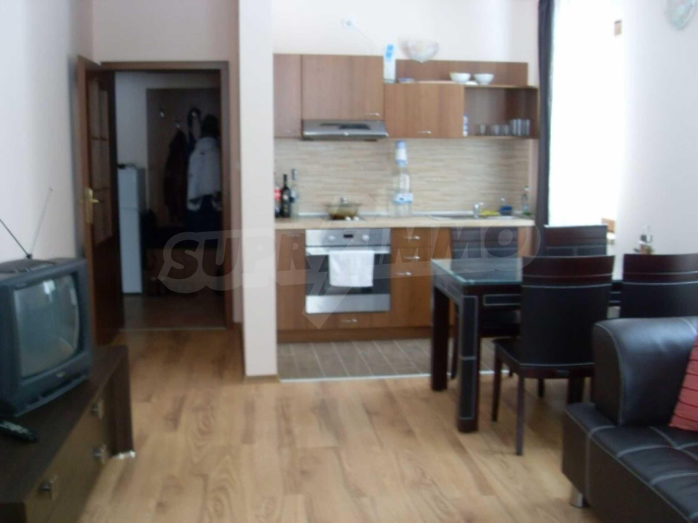 Просторная 2-комнатная квартира в комплексе Evrika (Эврика) 6