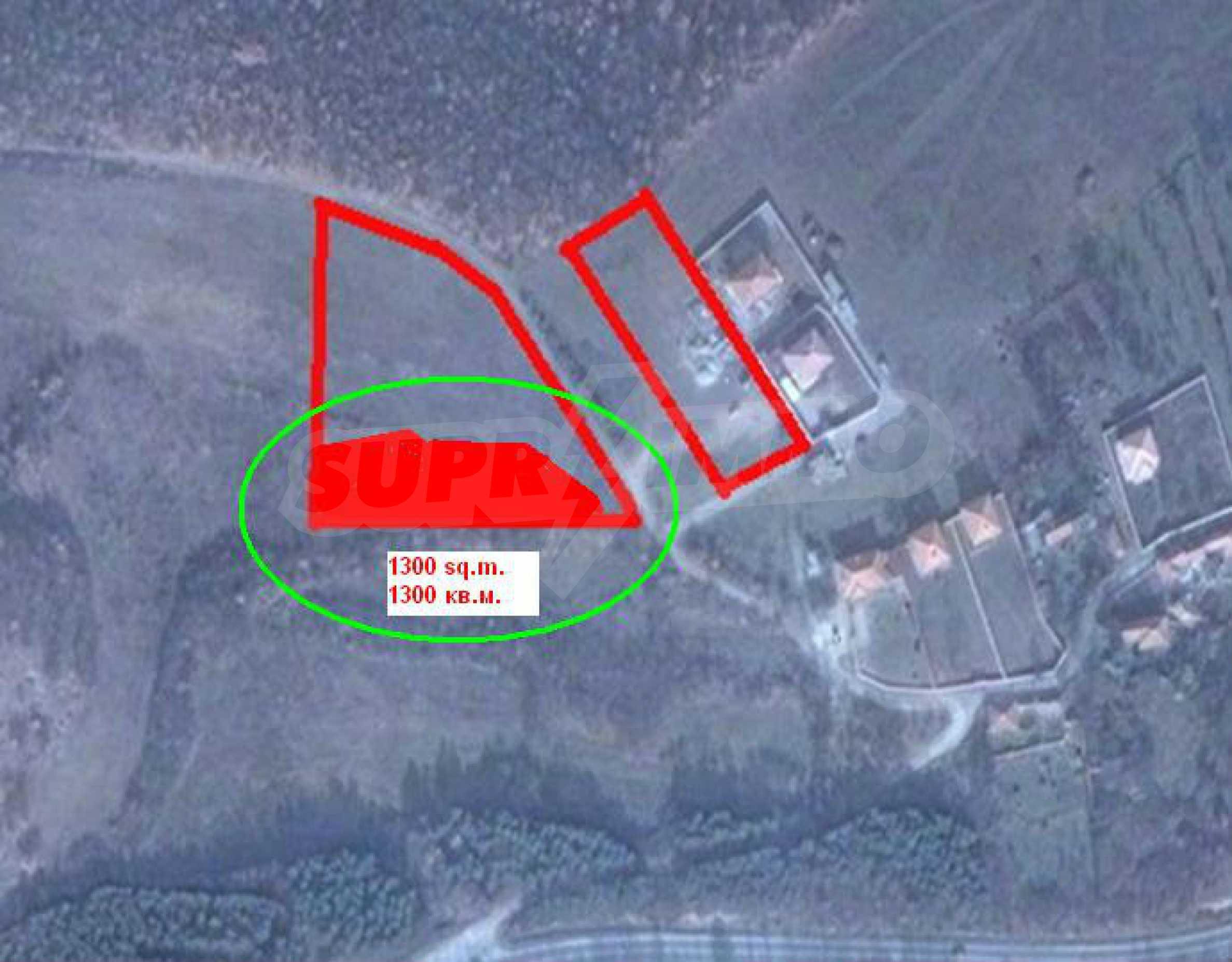 Земельный участок, предназначенный для постройки дома, в маленькой деревне в 5 км. от Дряново 3