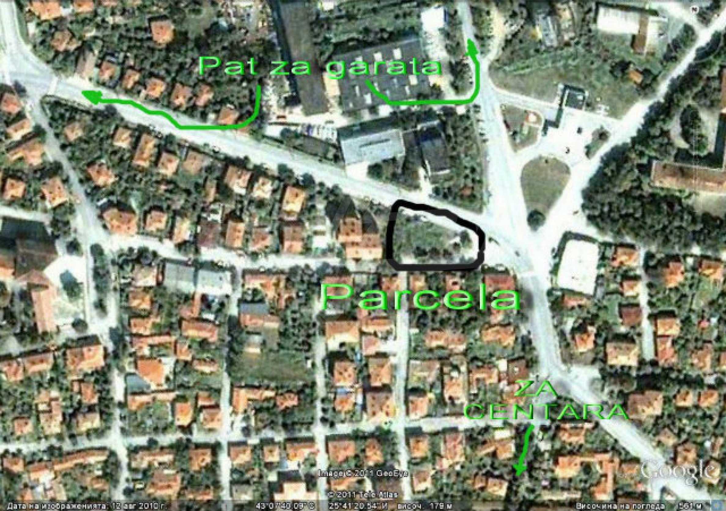 Geregeltes Baugrundstück in Gorna Oryahovitsa 3