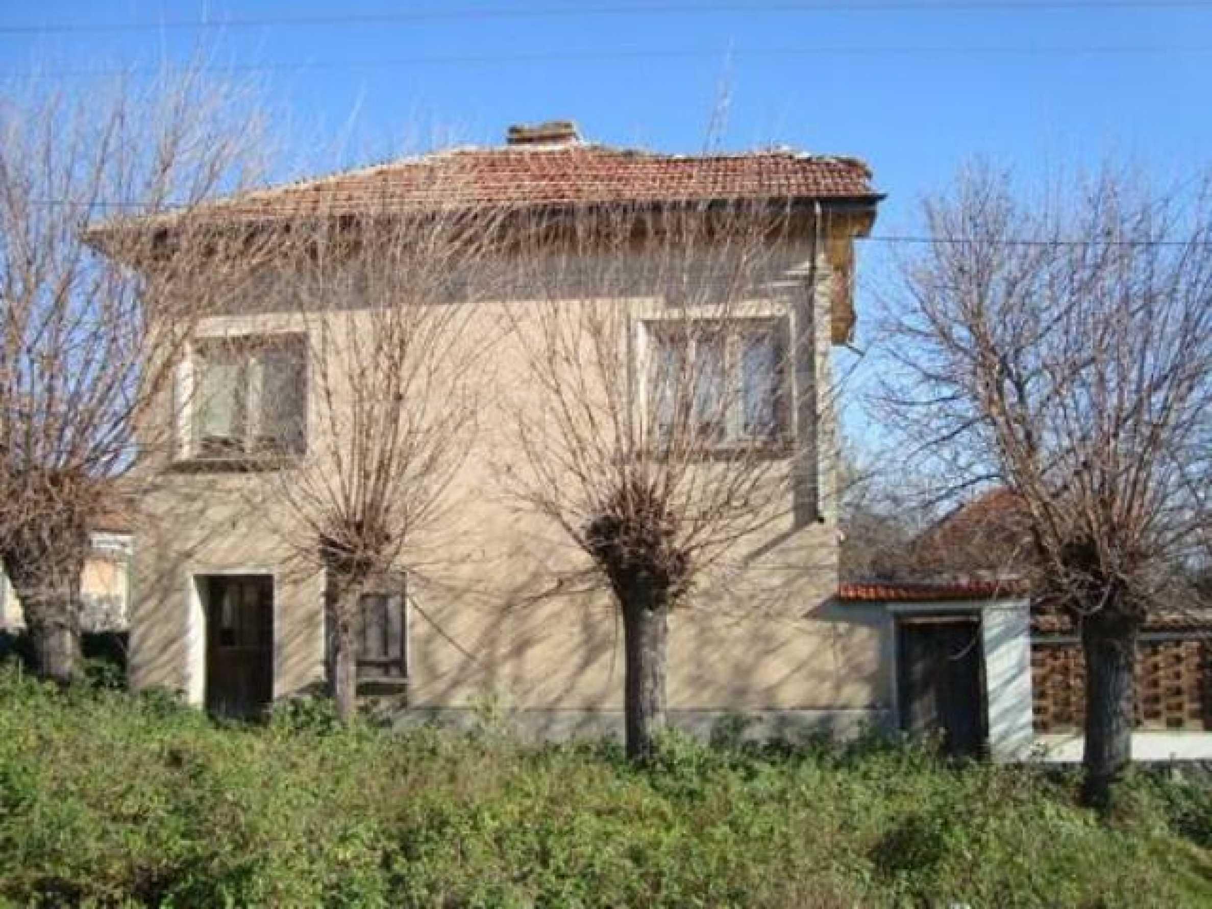Дом в с. Сломер