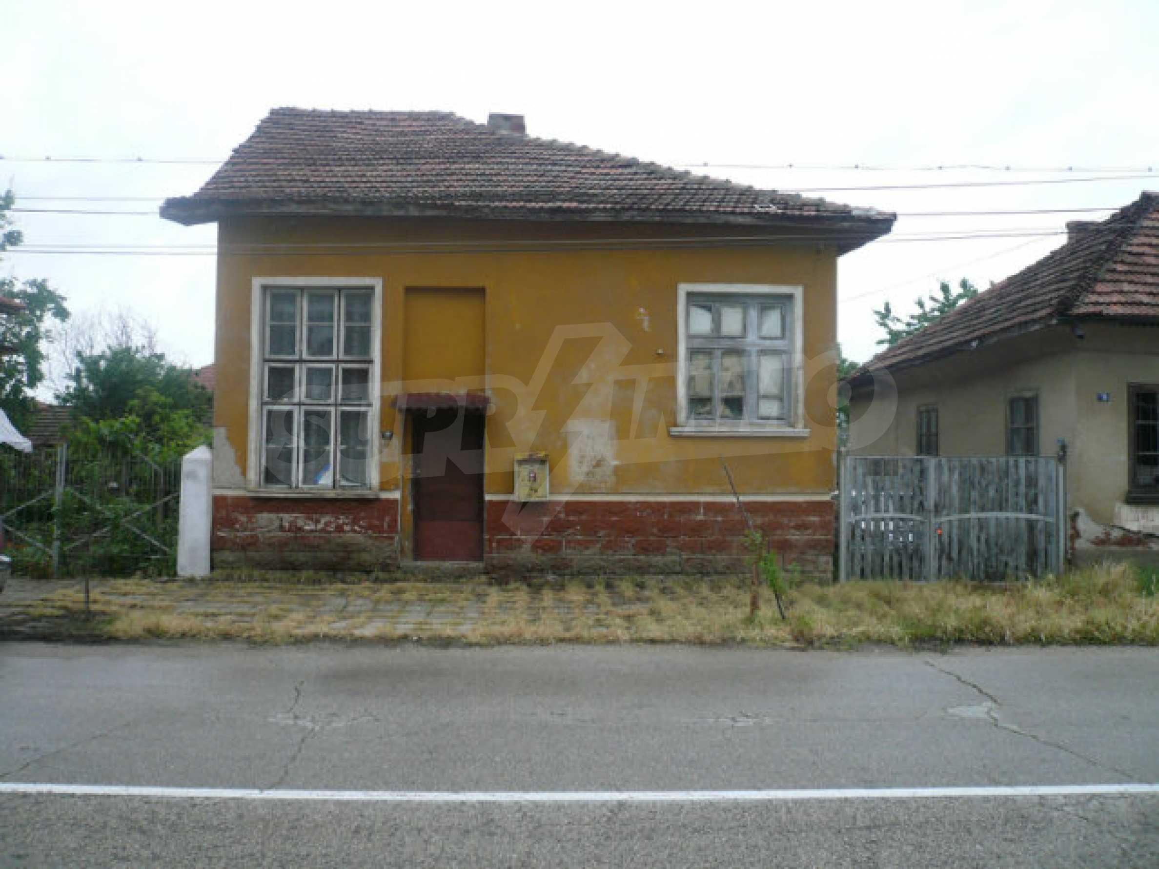 Solides Landhaus in der Nähe von Vidin