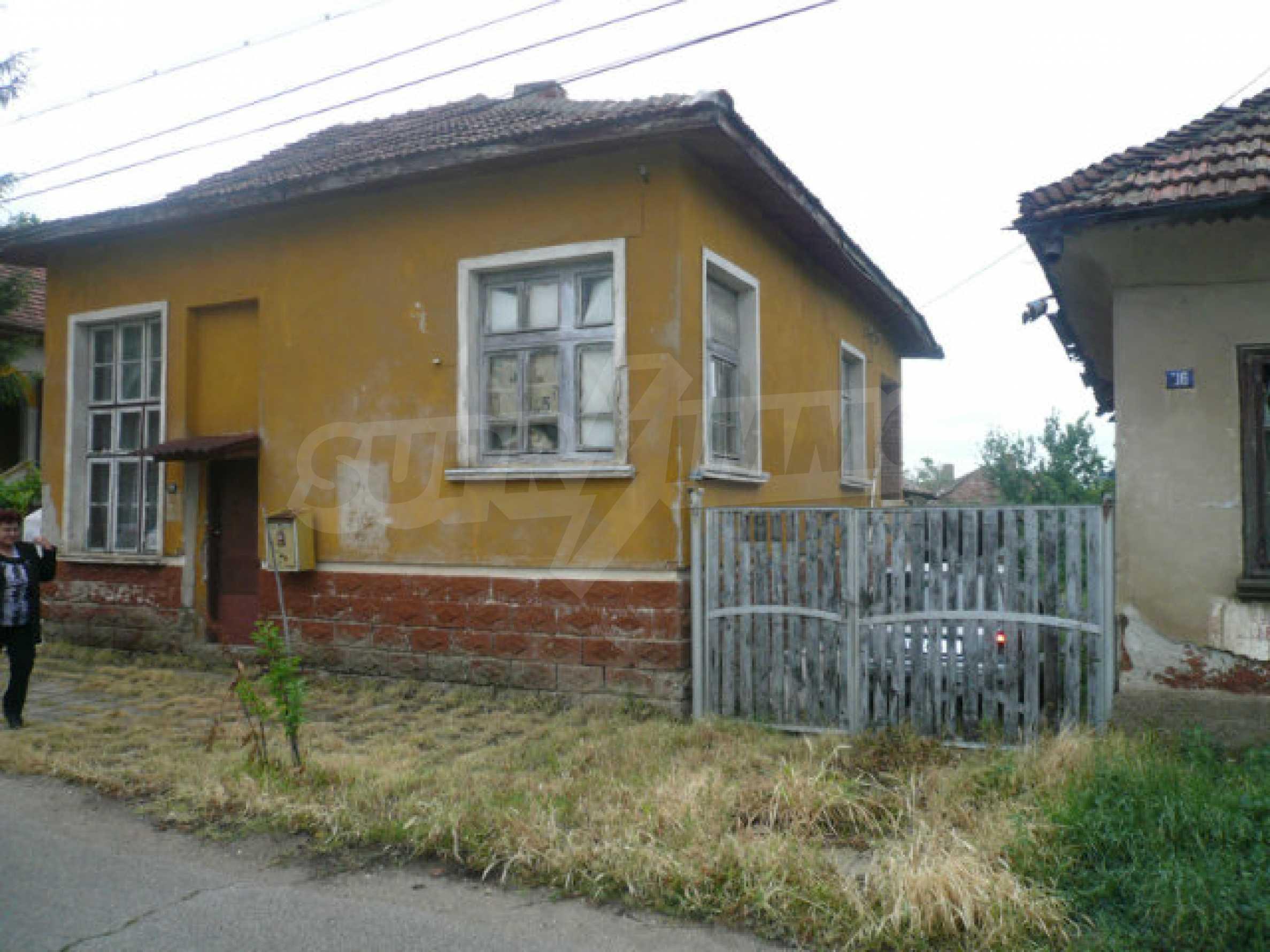 Solides Landhaus in der Nähe von Vidin 1
