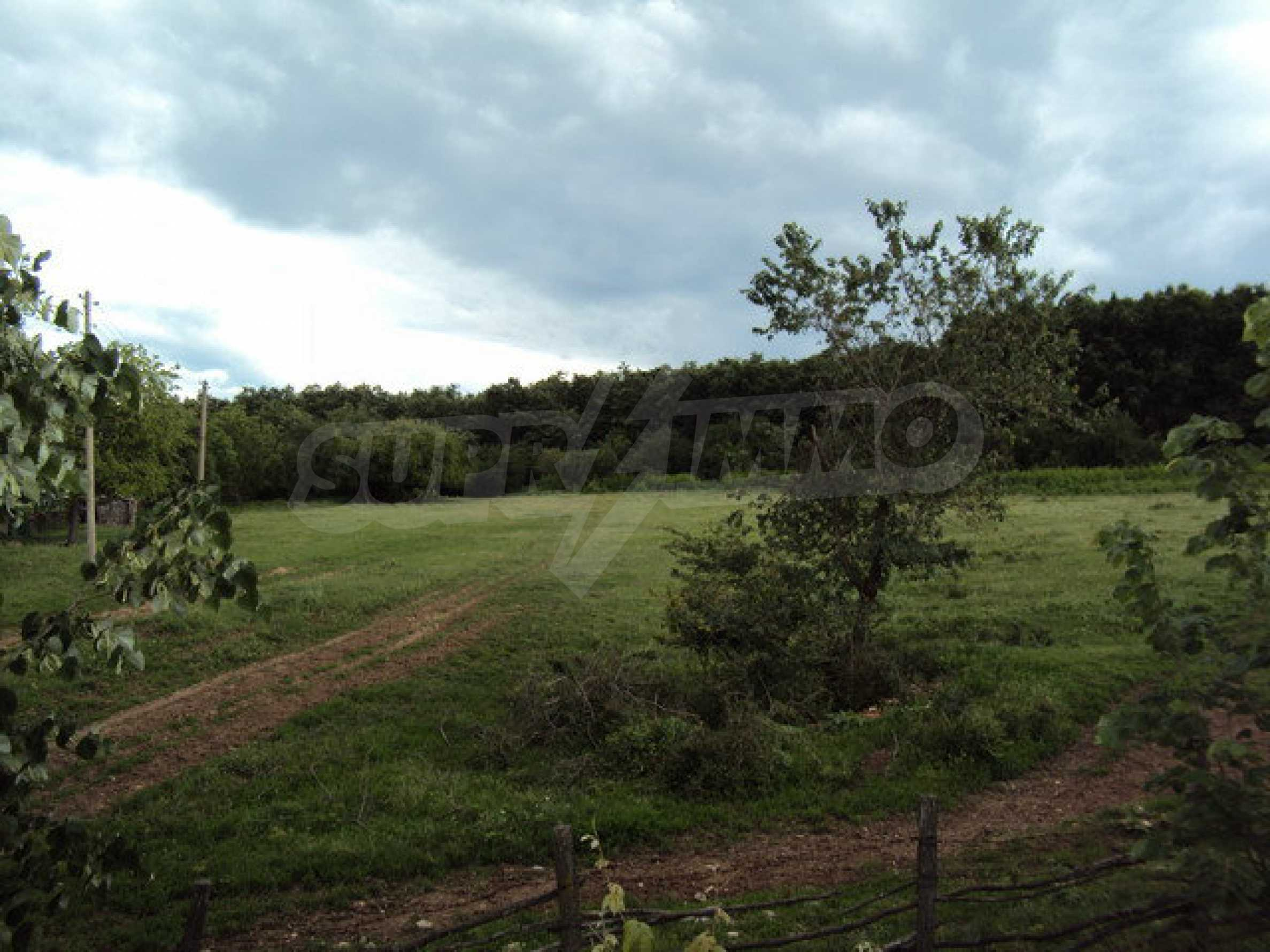 A house on two levels with garden  50 km. from the old capital of Veliko Tarnovo 18