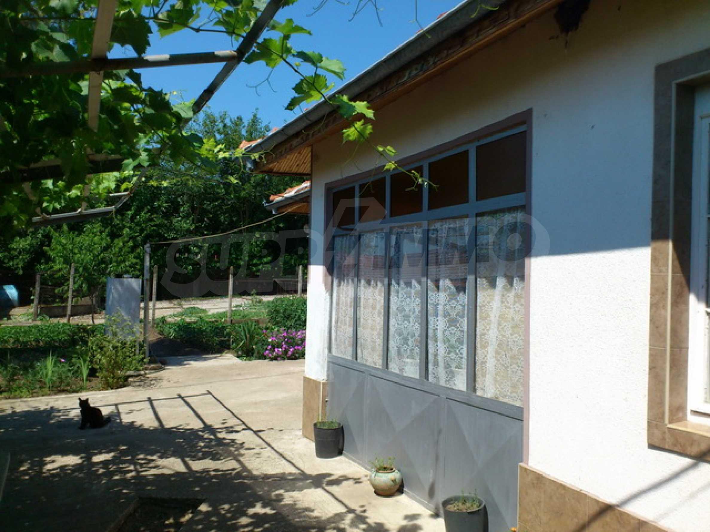 Renoviertes Landhaus in sehr gutem Zustand in einem Dorf 45 km. von Veliko Tarnovo 29