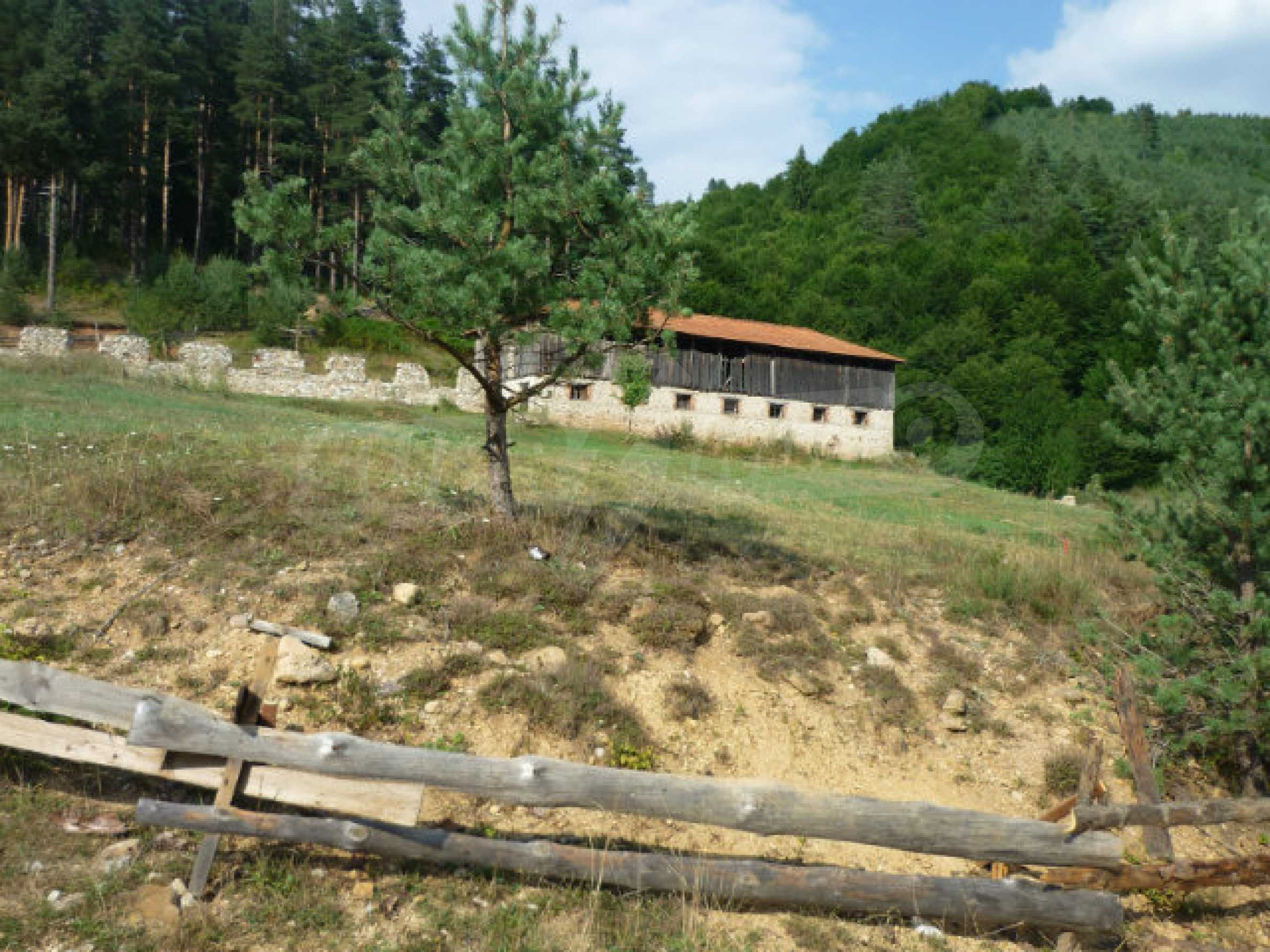 Large regulated plot of land in a quiet area near Smolyan 3