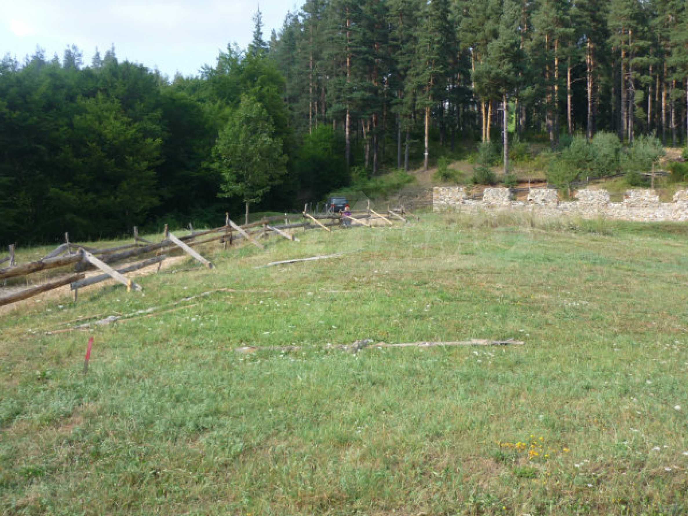Large regulated plot of land in a quiet area near Smolyan 6