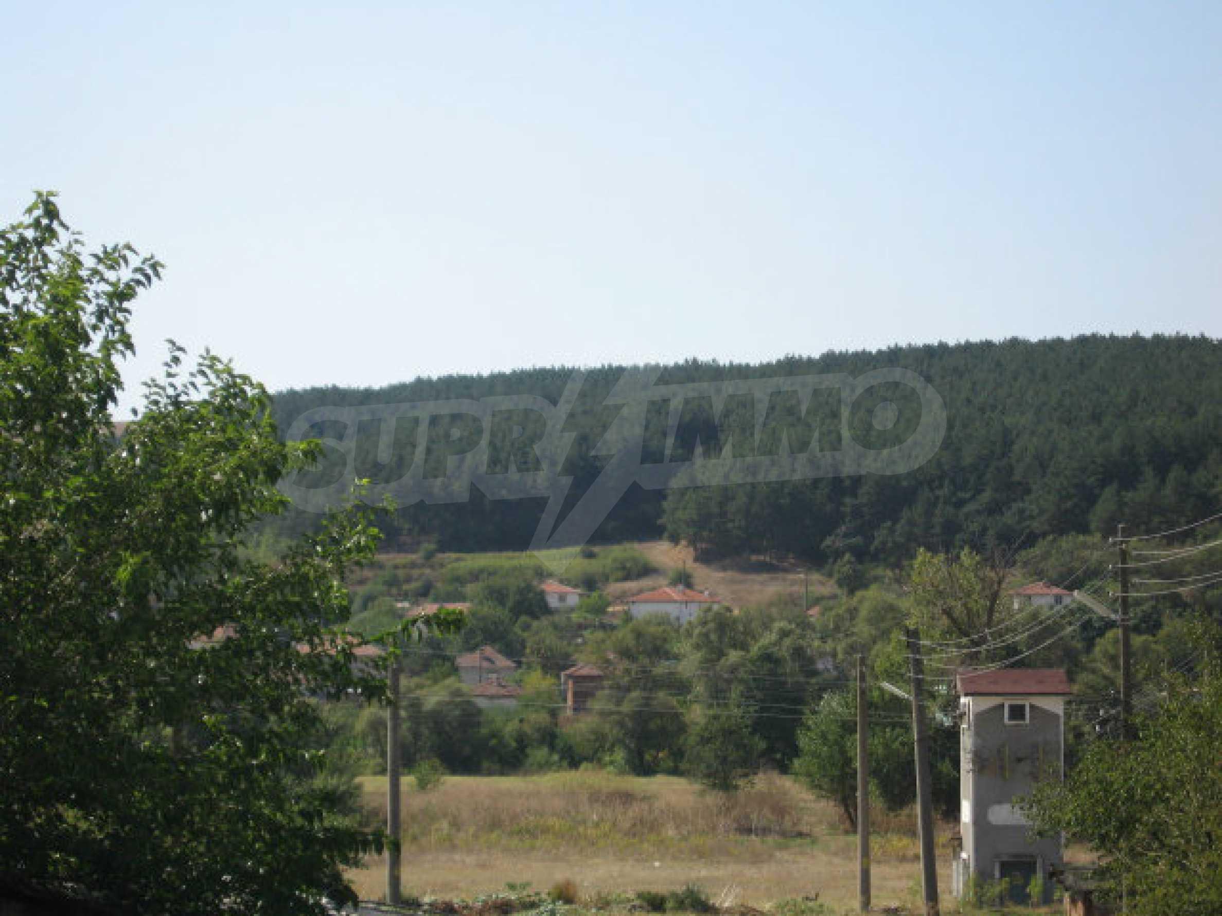 Großes und solides Haus mit einem Garten in einer schönen ländlichen Gegend in der Nähe von Topolovgrad und Elhovo 34