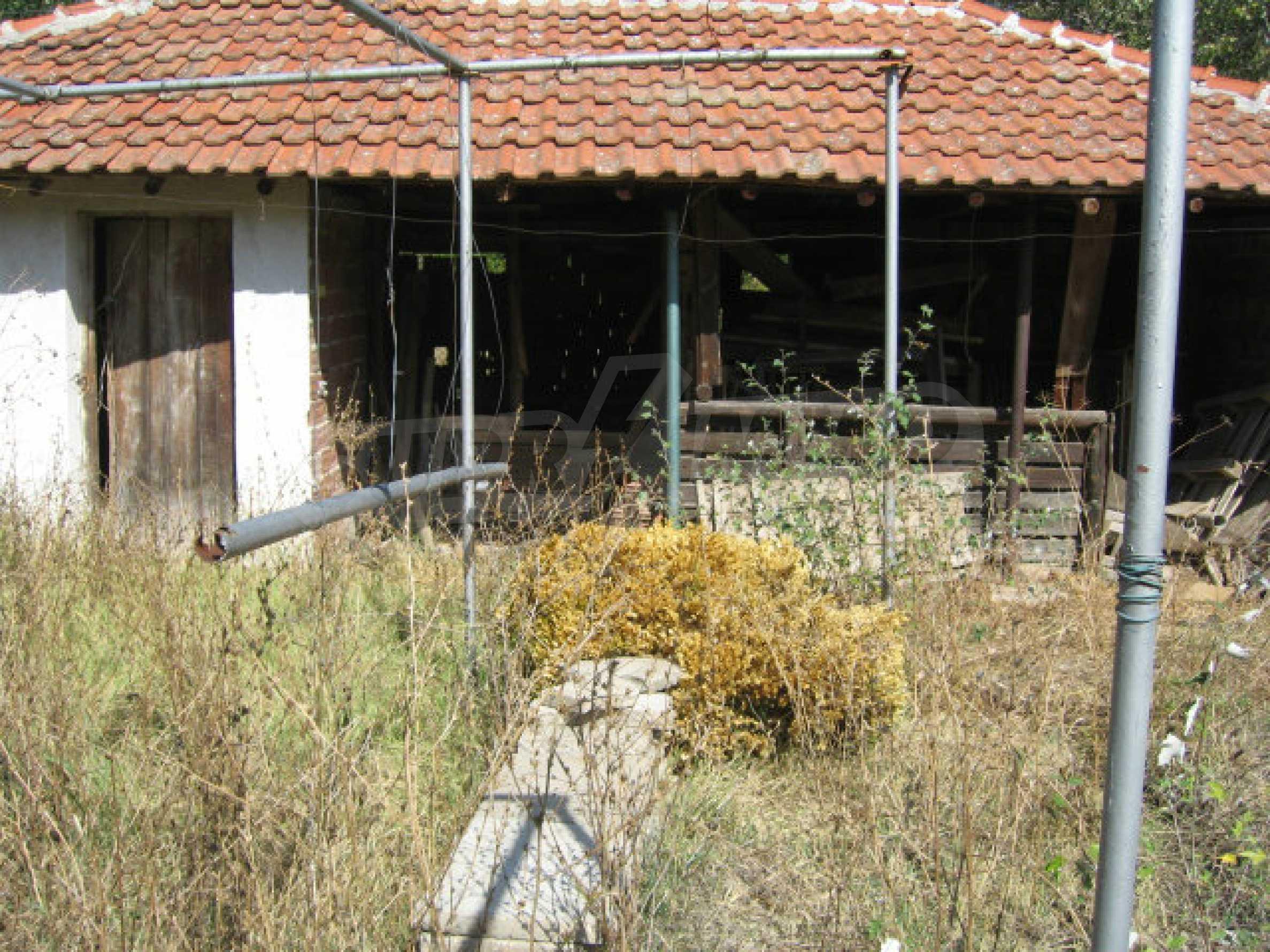 Renoviertes zweistöckiges Landhaus mit Garten in der Nähe von Elhovo 38