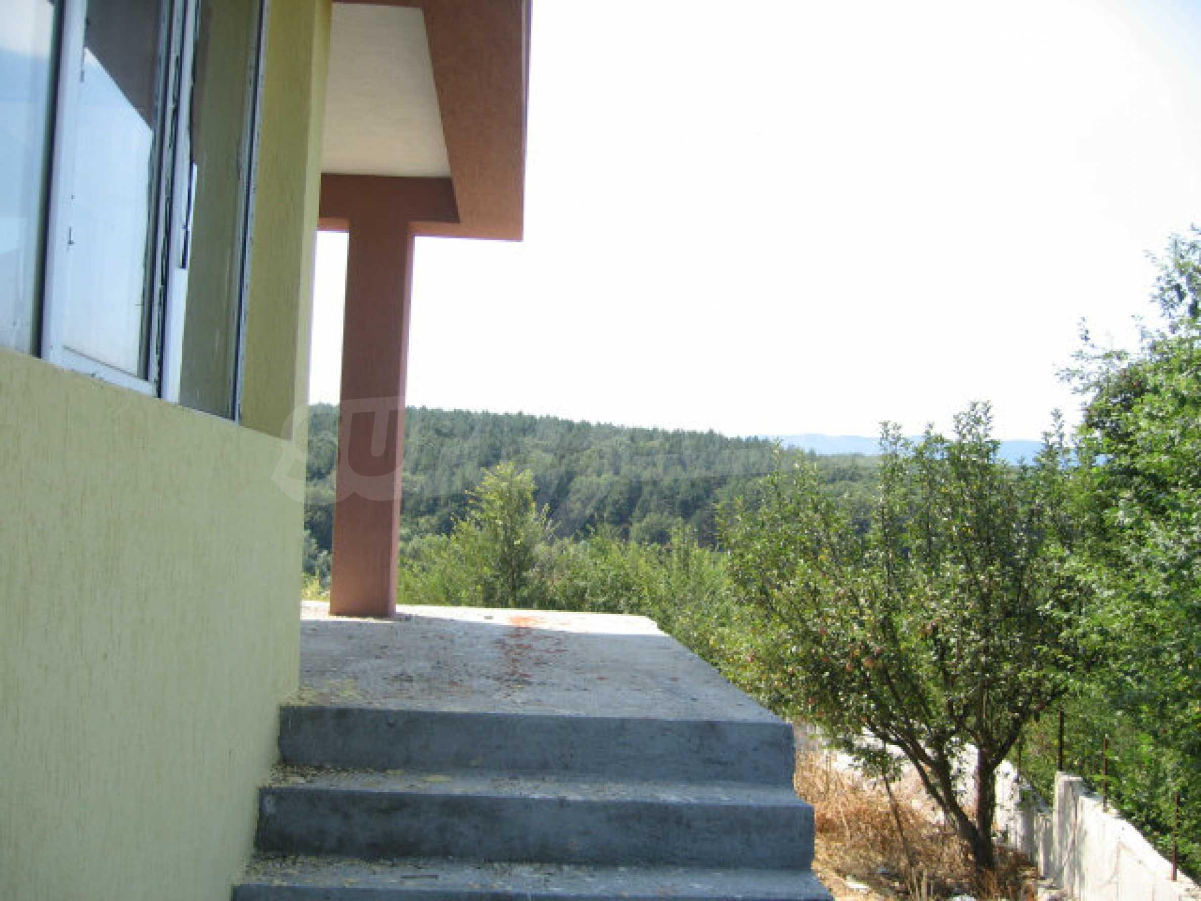 Newly-built house with beautiful views to the Sakar mountains near Topolovgrad 10