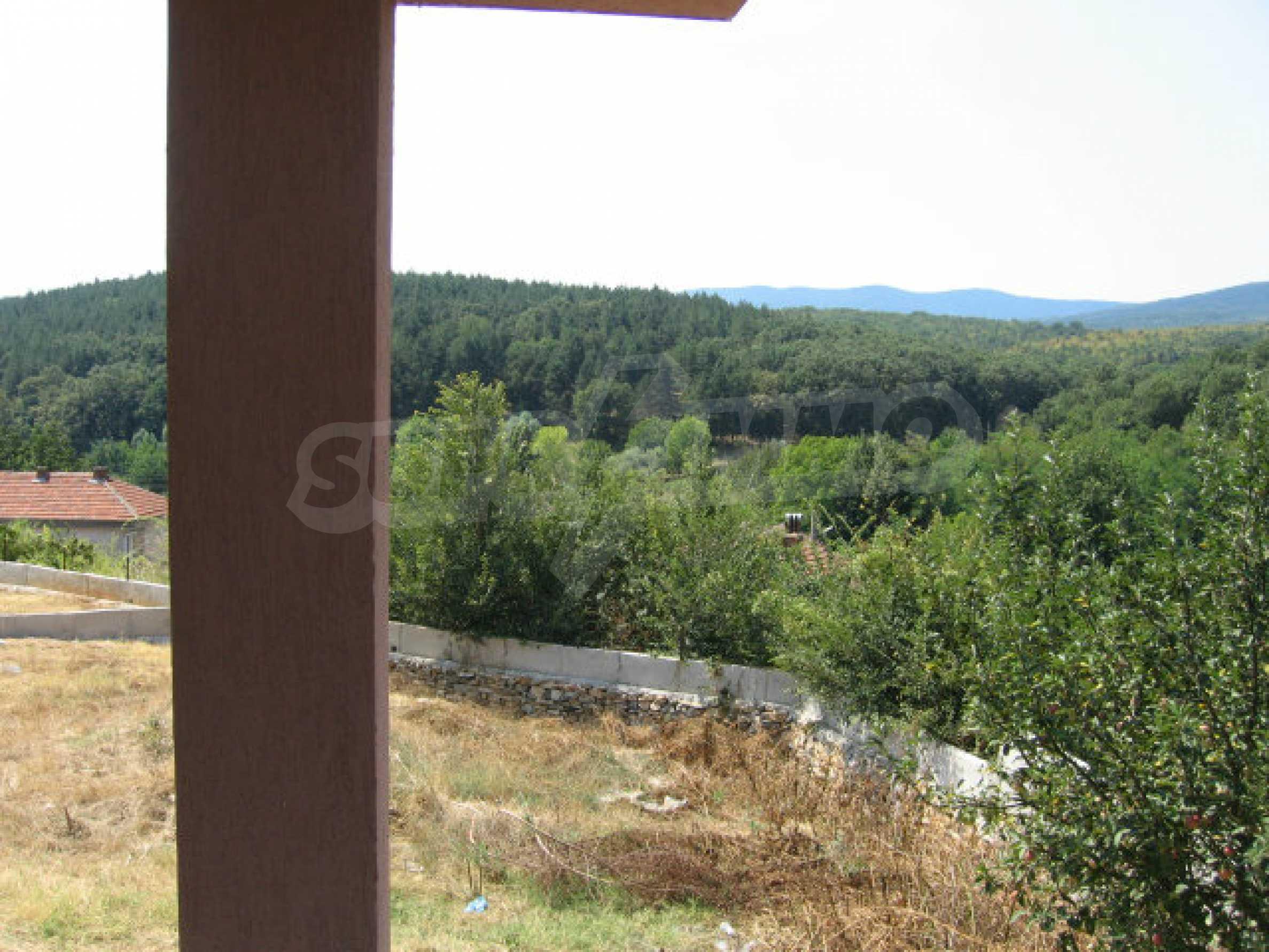 Newly-built house with beautiful views to the Sakar mountains near Topolovgrad 11