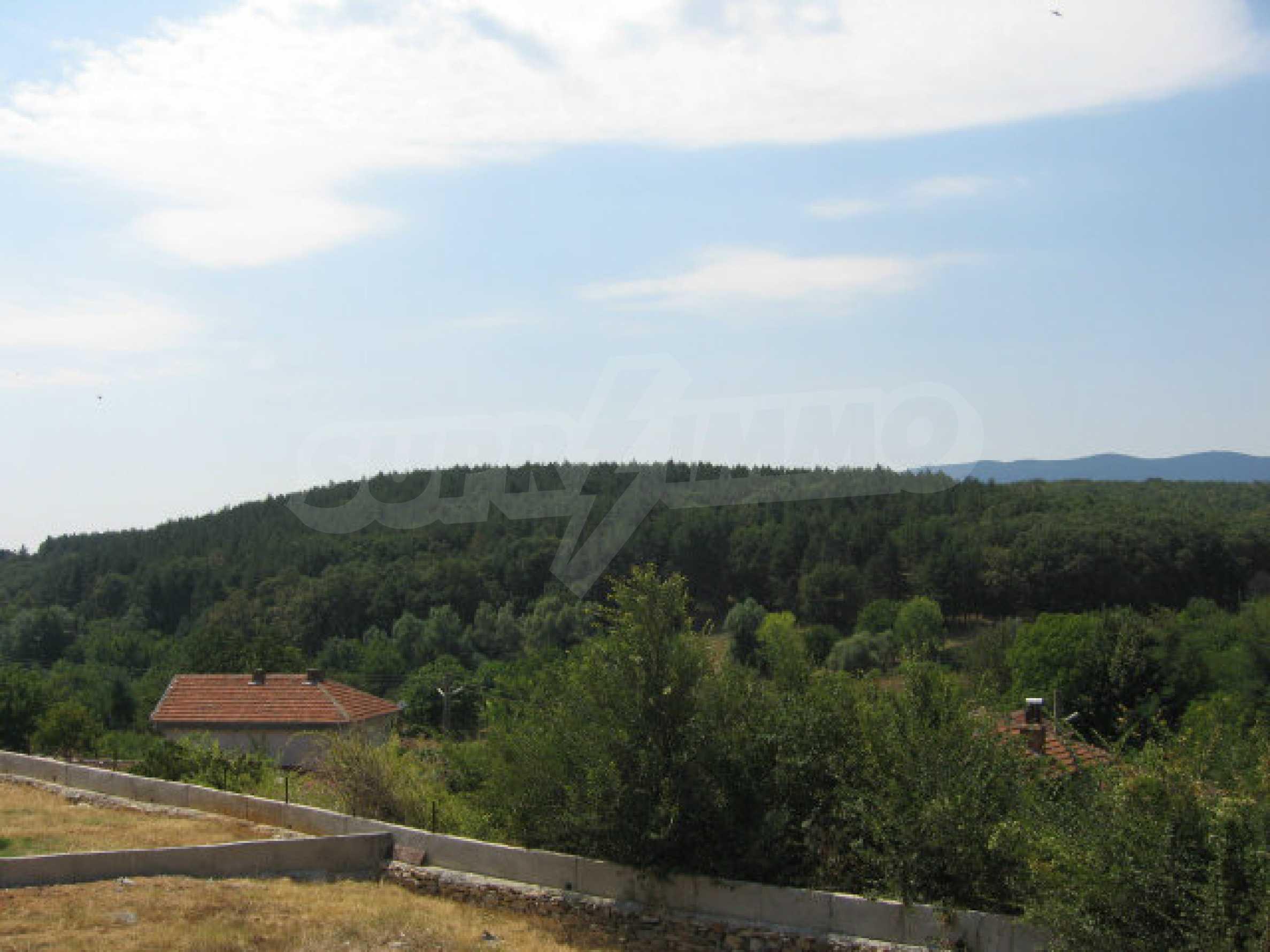 Newly-built house with beautiful views to the Sakar mountains near Topolovgrad 16