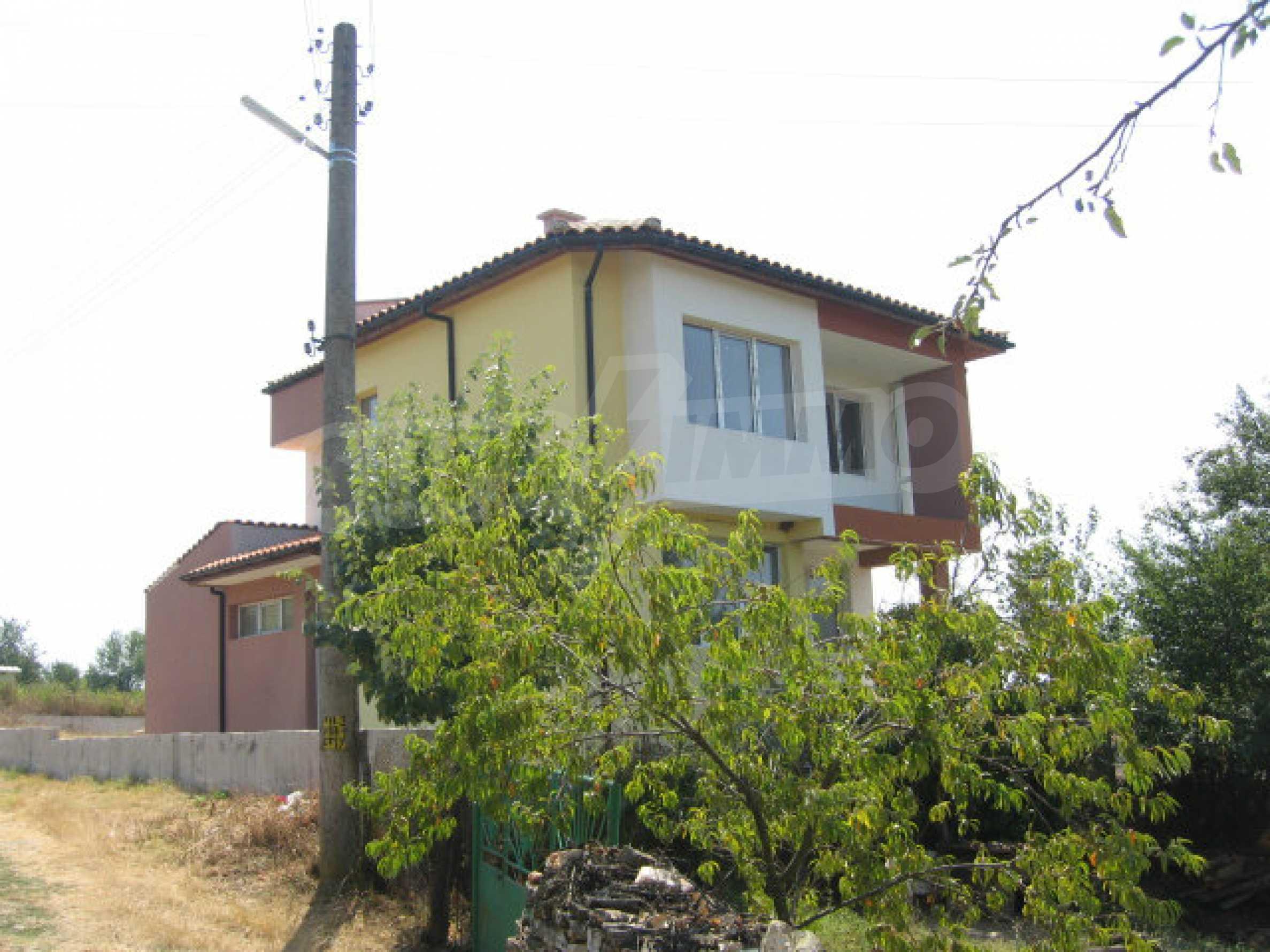 Newly-built house with beautiful views to the Sakar mountains near Topolovgrad 17