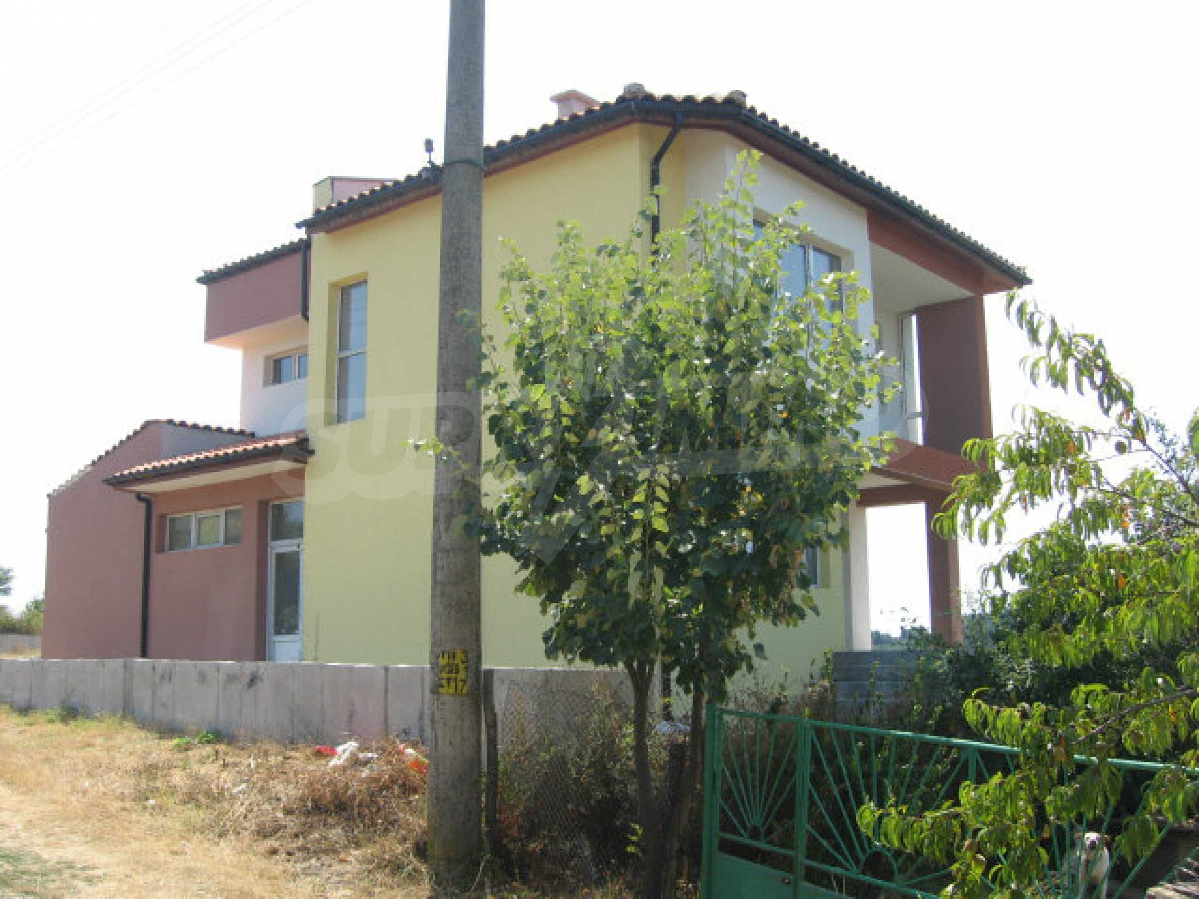 Newly-built house with beautiful views to the Sakar mountains near Topolovgrad 18