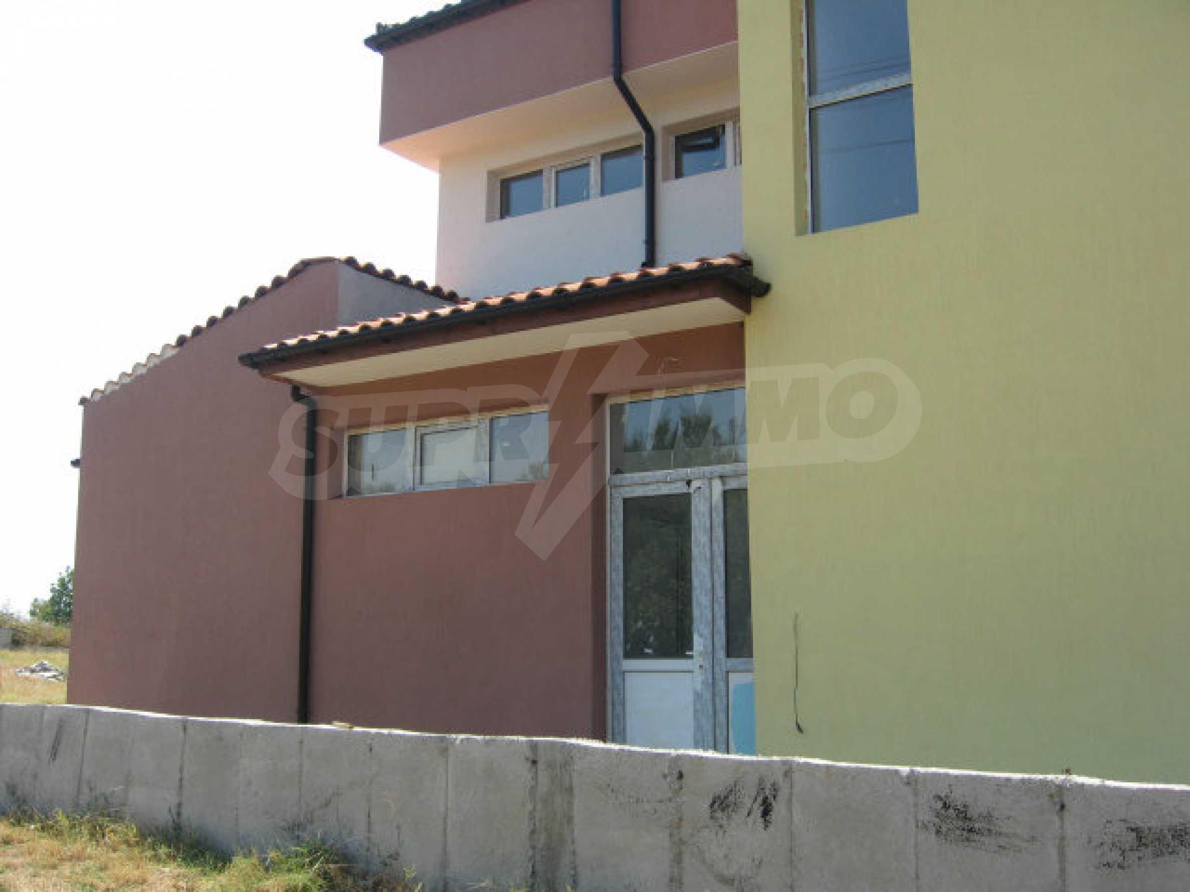 Newly-built house with beautiful views to the Sakar mountains near Topolovgrad 2