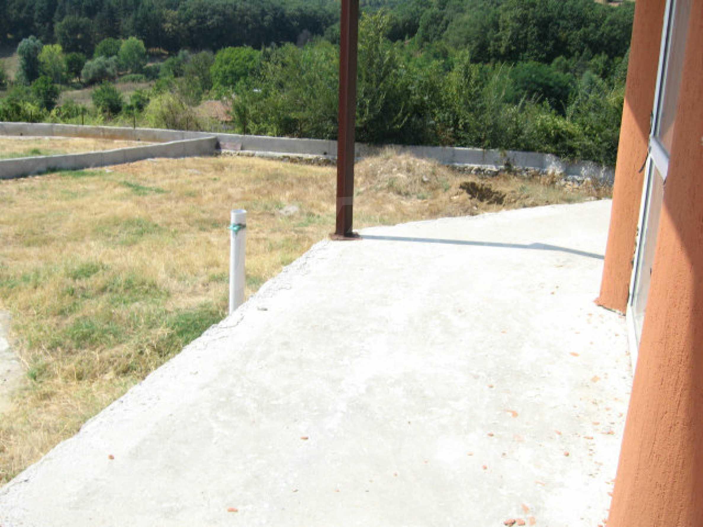 Newly-built house with beautiful views to the Sakar mountains near Topolovgrad 4