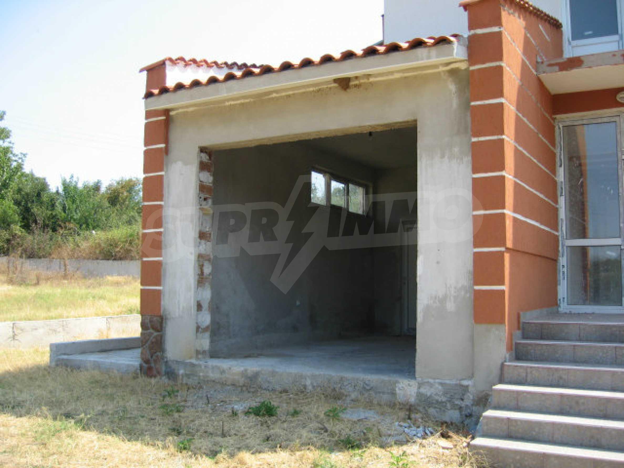 Schönes neues Haus mit schöner Aussicht auf Sakar in einem ruhigen Dorf in der Nähe von Topolovgrad 11