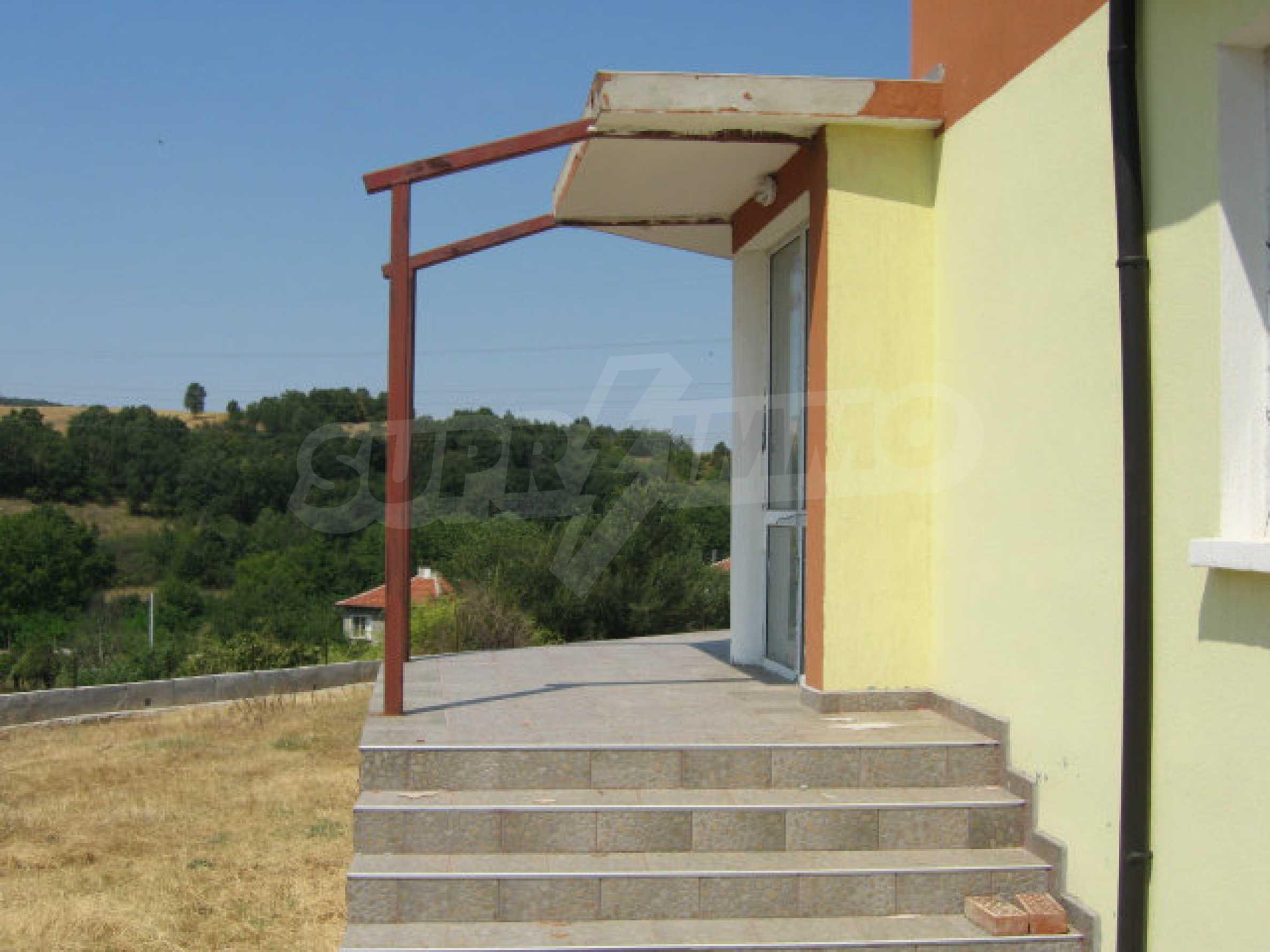 Schönes neues Haus mit schöner Aussicht auf Sakar in einem ruhigen Dorf in der Nähe von Topolovgrad 13