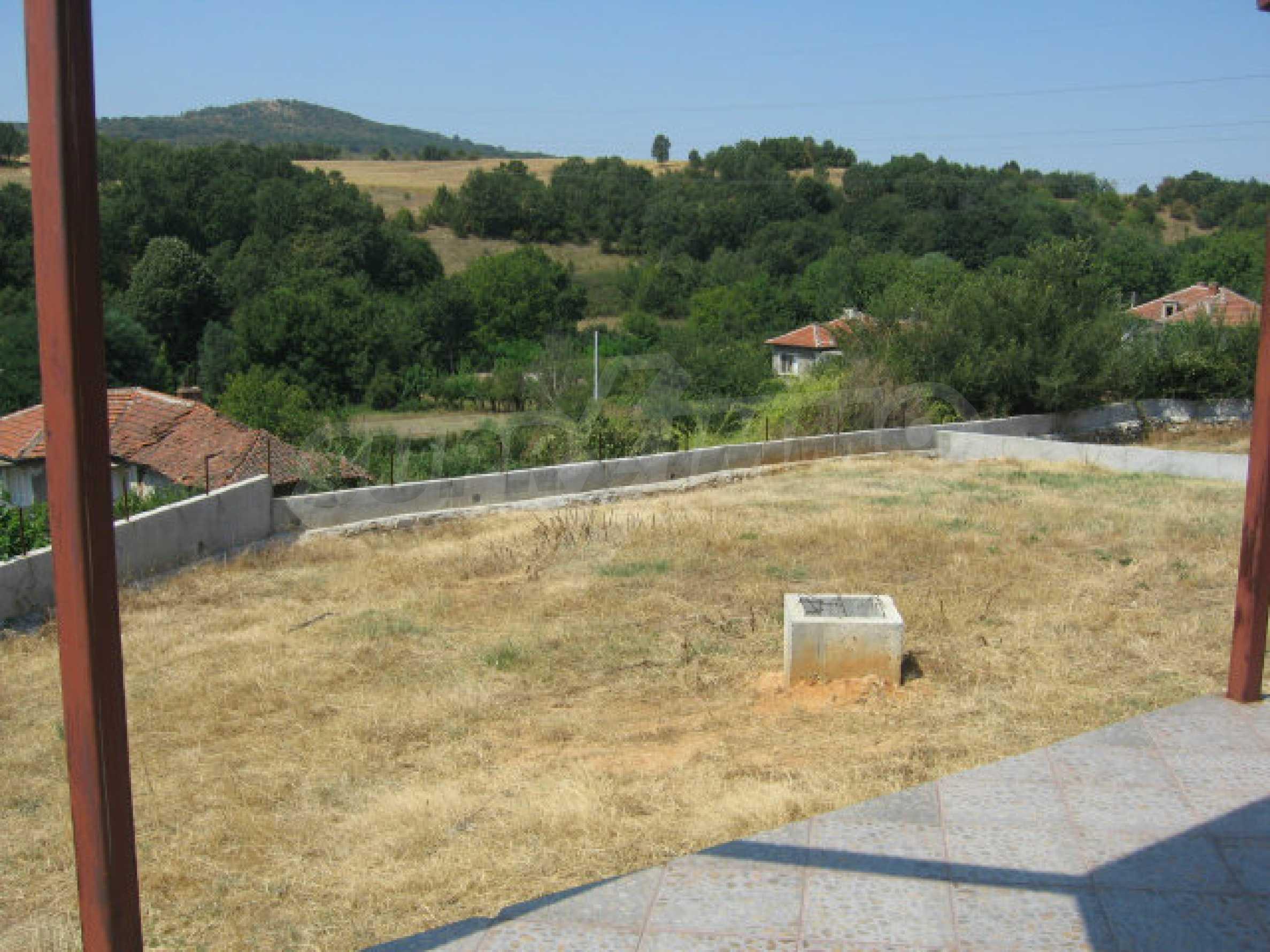 Schönes neues Haus mit schöner Aussicht auf Sakar in einem ruhigen Dorf in der Nähe von Topolovgrad 21