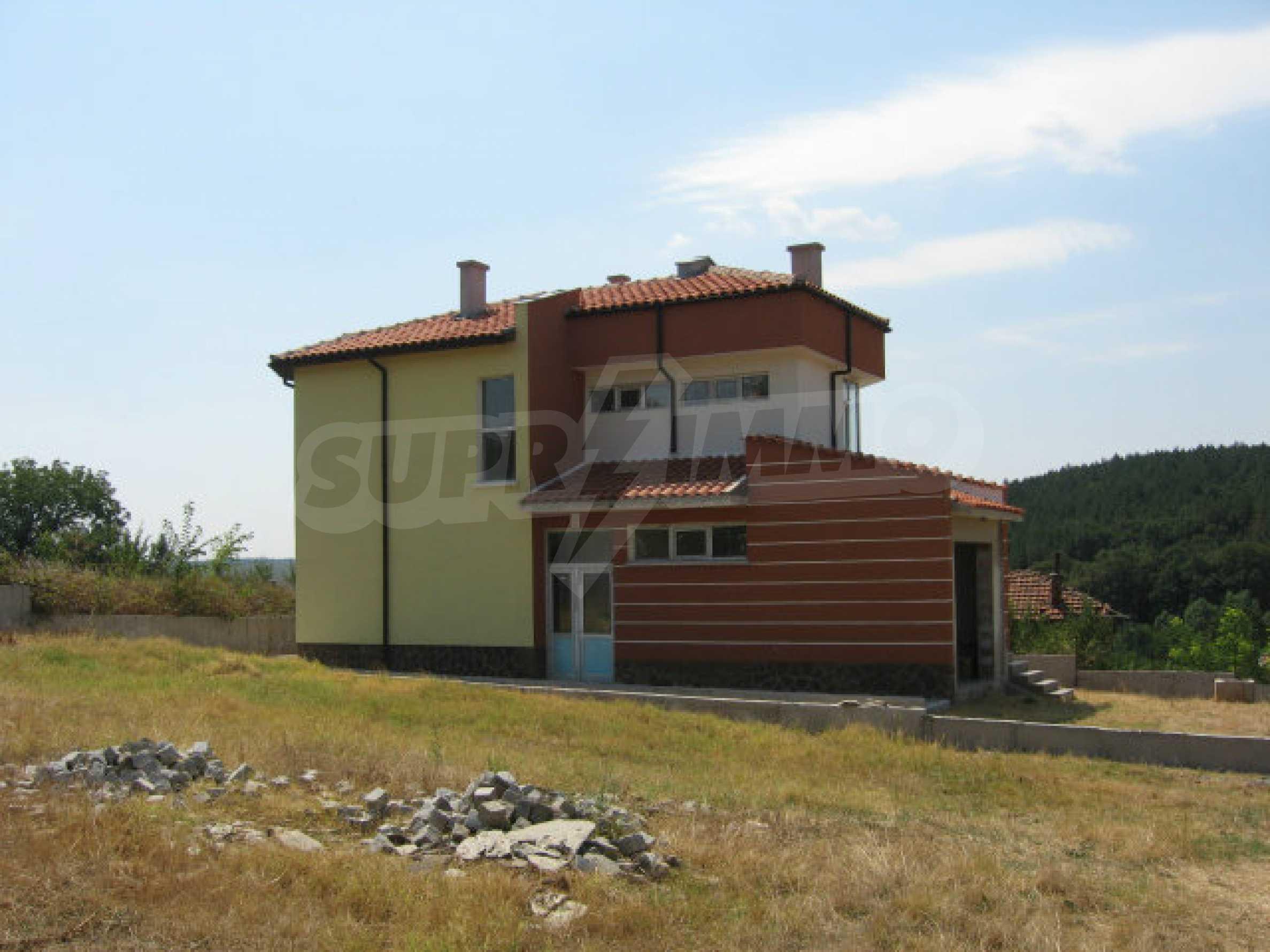 Schönes neues Haus mit schöner Aussicht auf Sakar in einem ruhigen Dorf in der Nähe von Topolovgrad 26