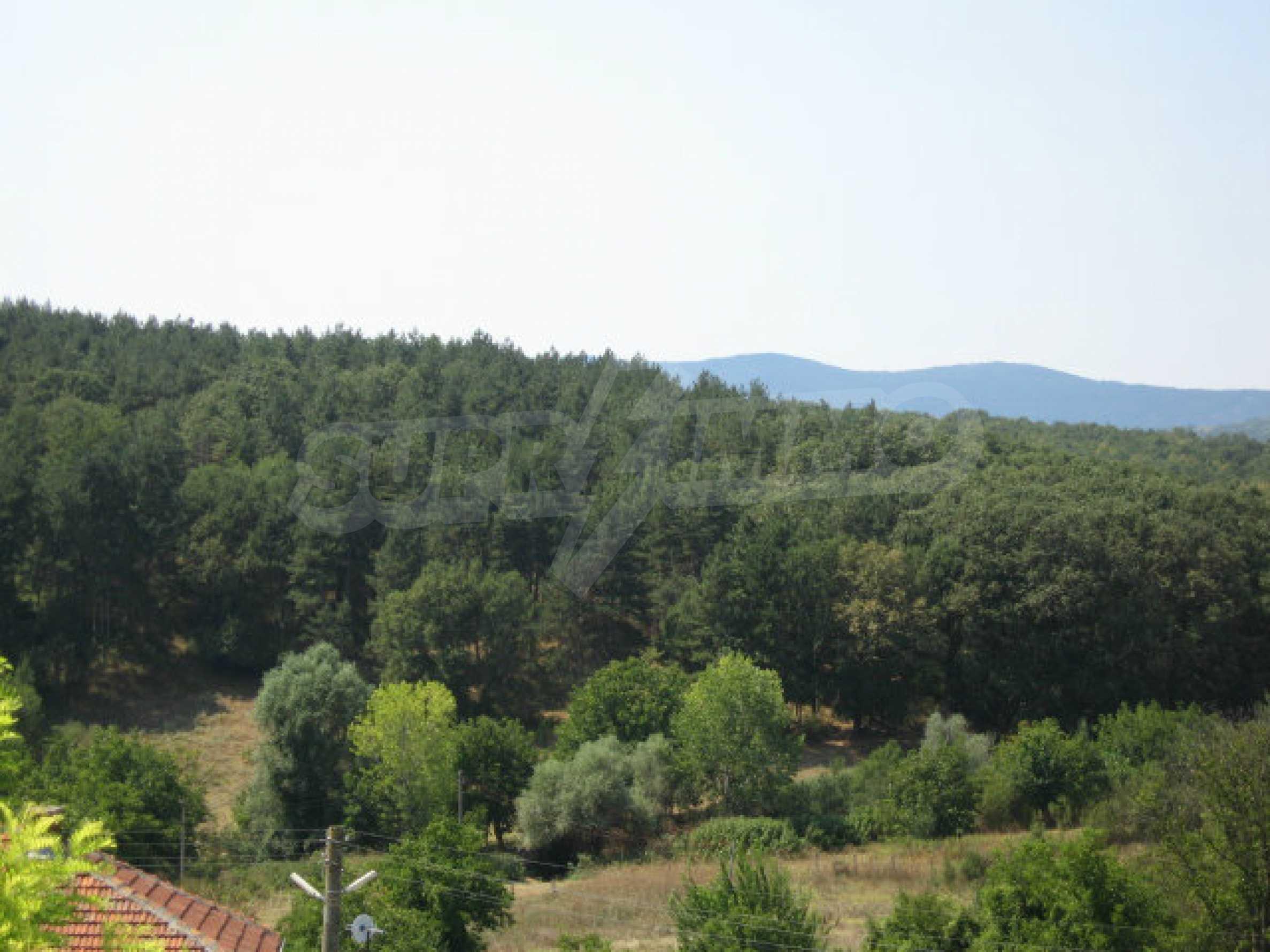 Schönes neues Haus mit schöner Aussicht auf Sakar in einem ruhigen Dorf in der Nähe von Topolovgrad 31