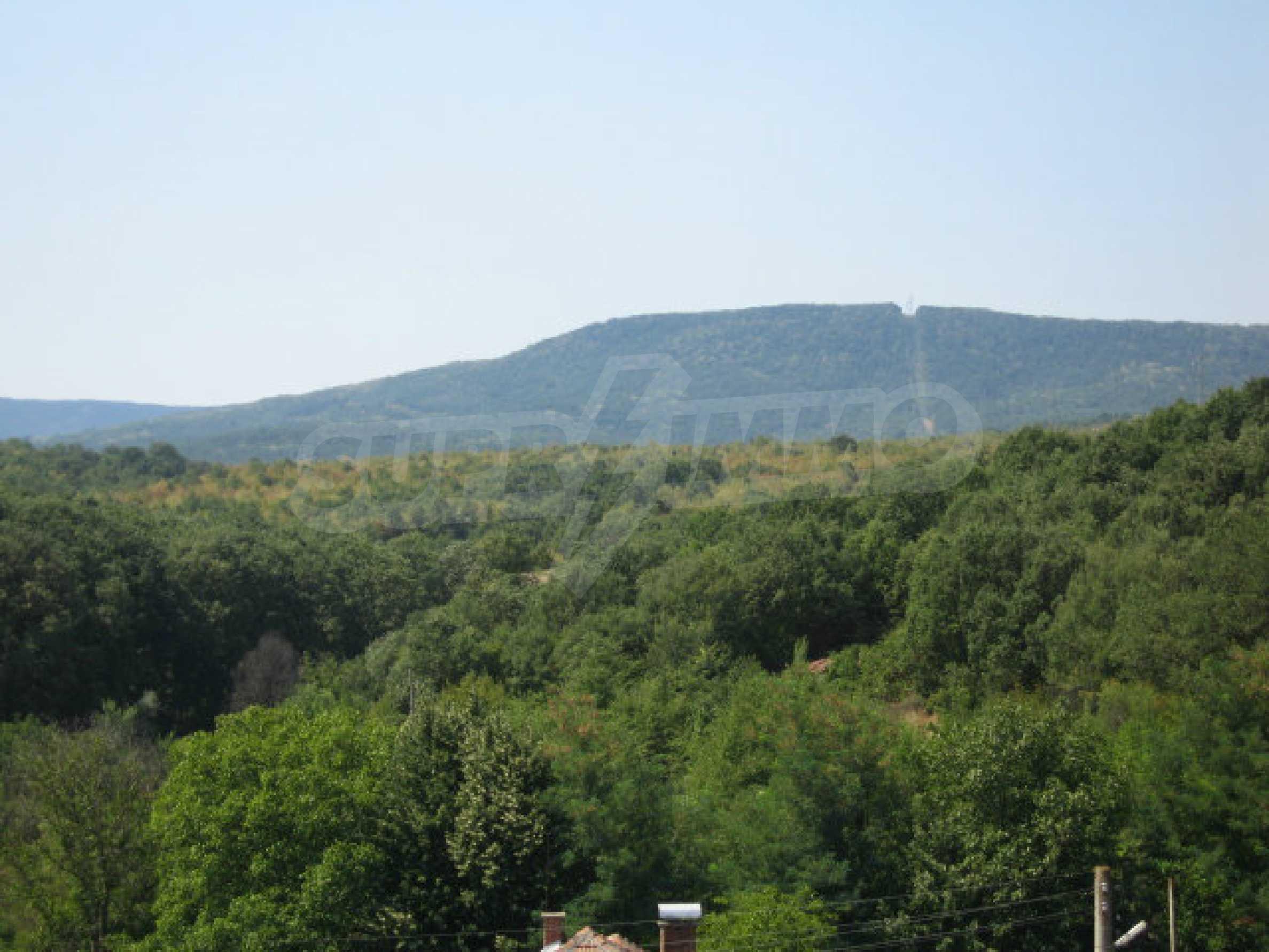 Schönes neues Haus mit schöner Aussicht auf Sakar in einem ruhigen Dorf in der Nähe von Topolovgrad 32