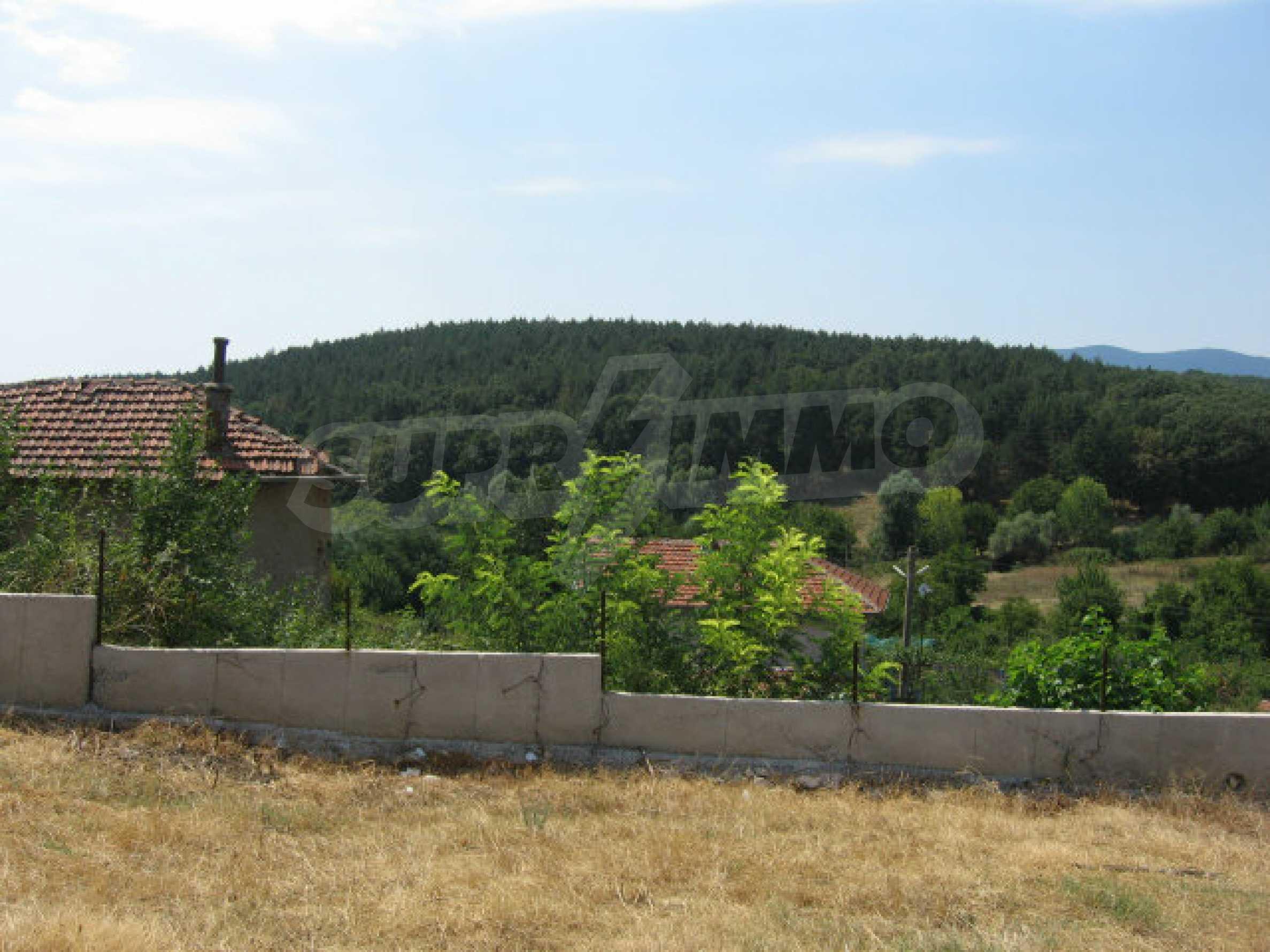 Schönes neues Haus mit schöner Aussicht auf Sakar in einem ruhigen Dorf in der Nähe von Topolovgrad 33