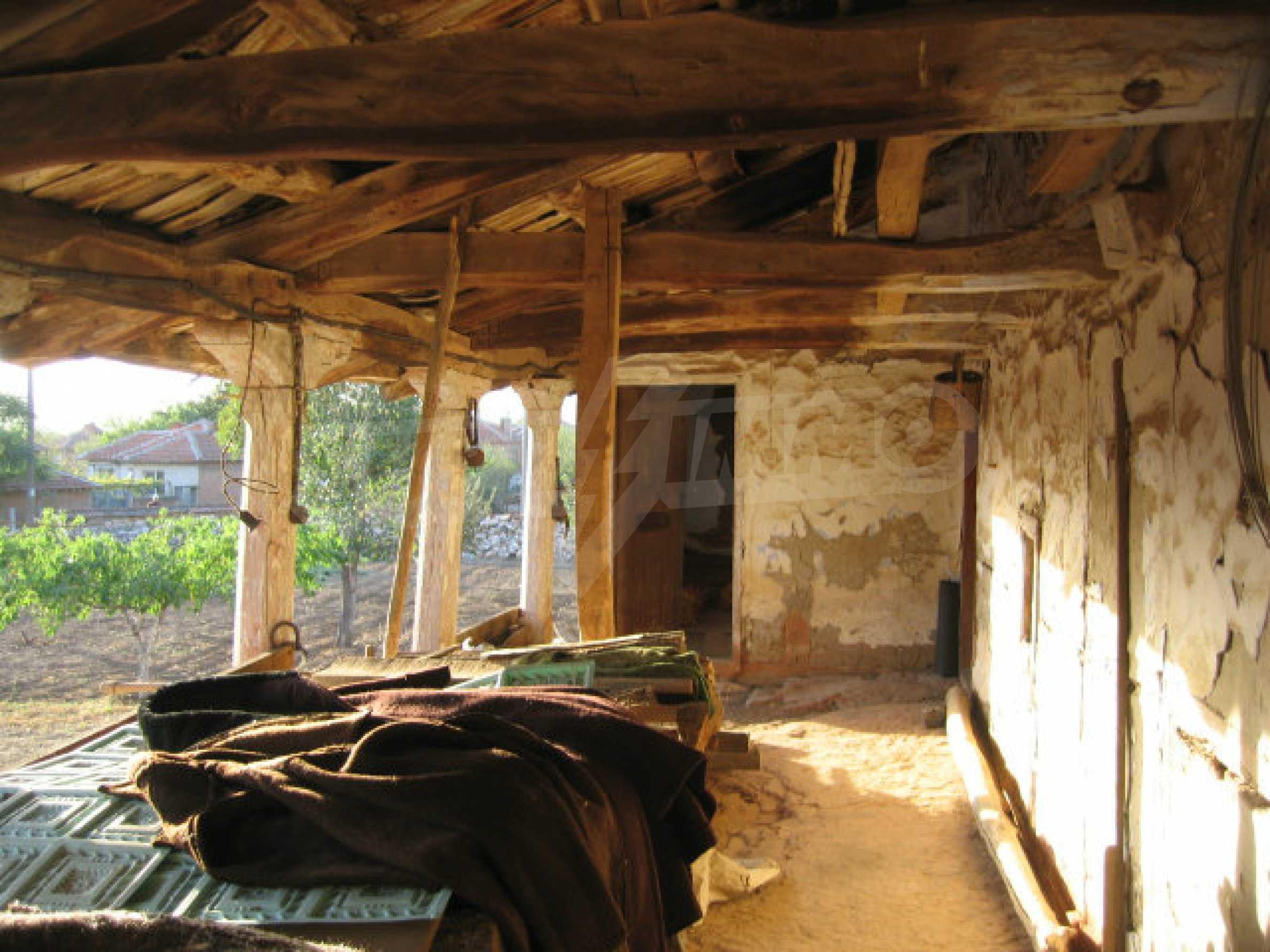 Authentisches 150 Jahre altes Haus in der Nähe von Elhovo und Tundzha River 8