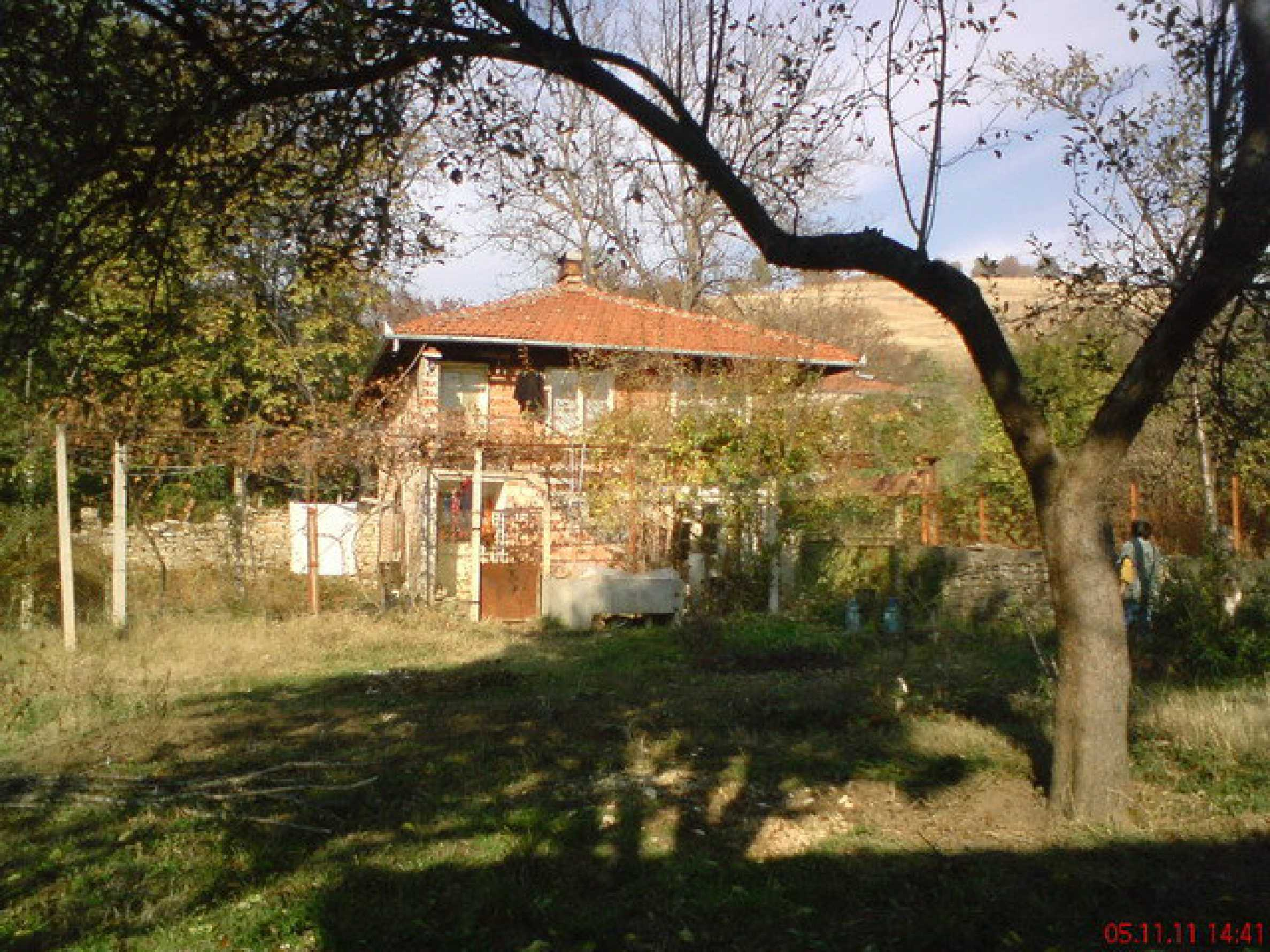 A house in a well developed village between the towns Lovech and Troyan