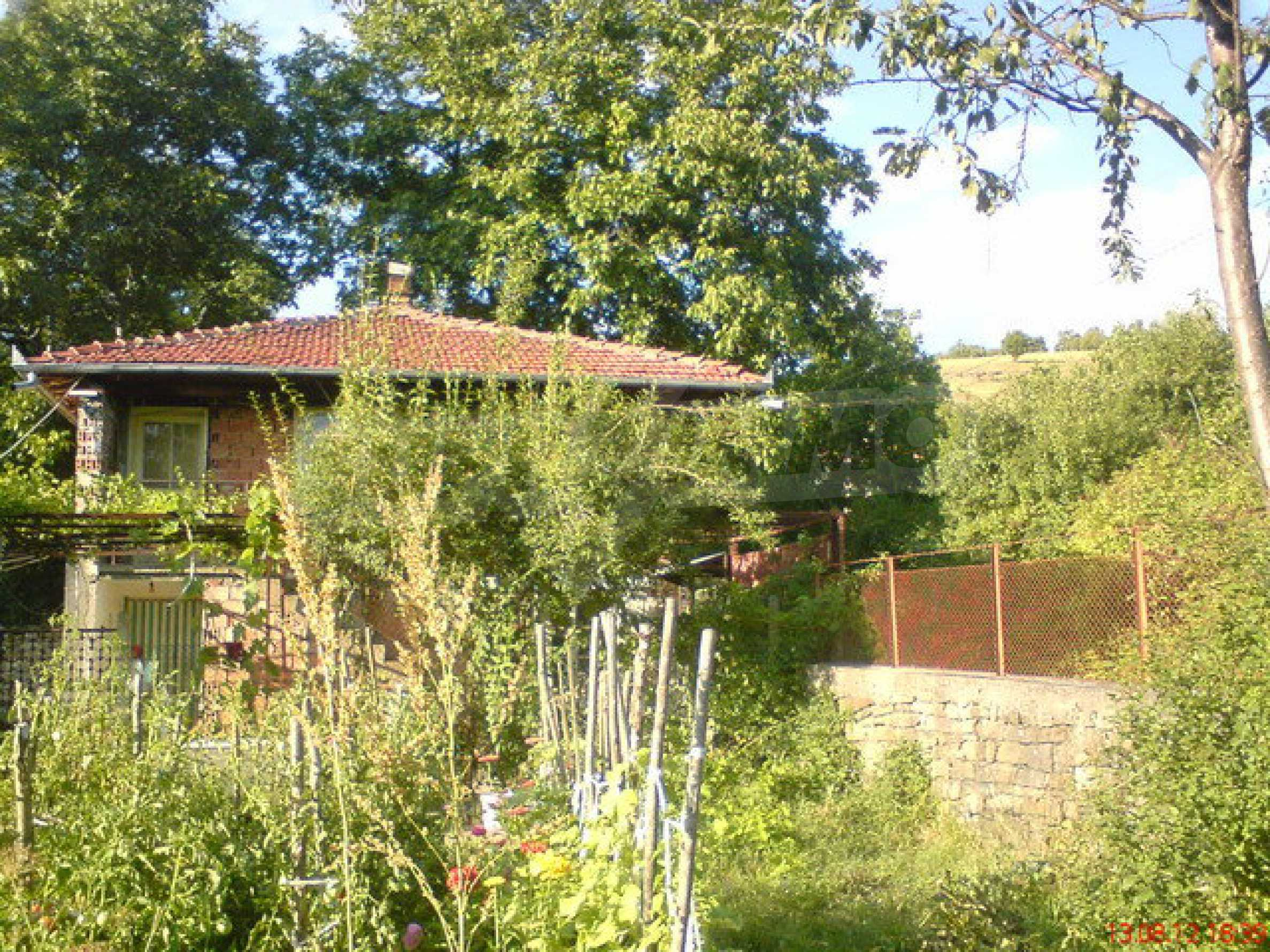A house in a well developed village between the towns Lovech and Troyan 3