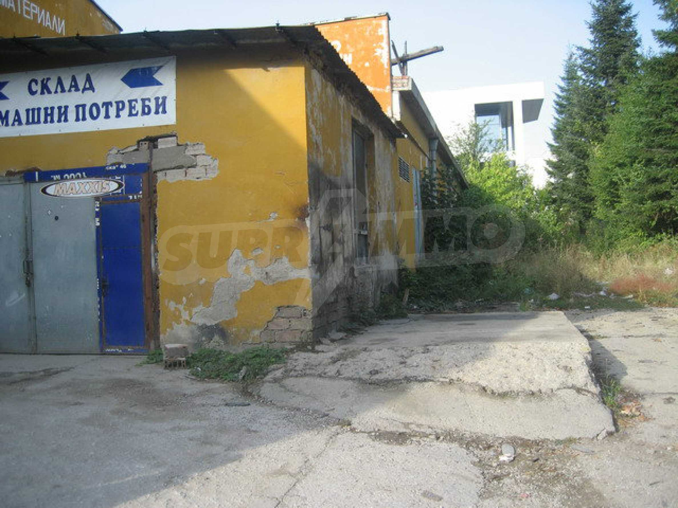 Plot of land with building in Veliko Tarnovo 7