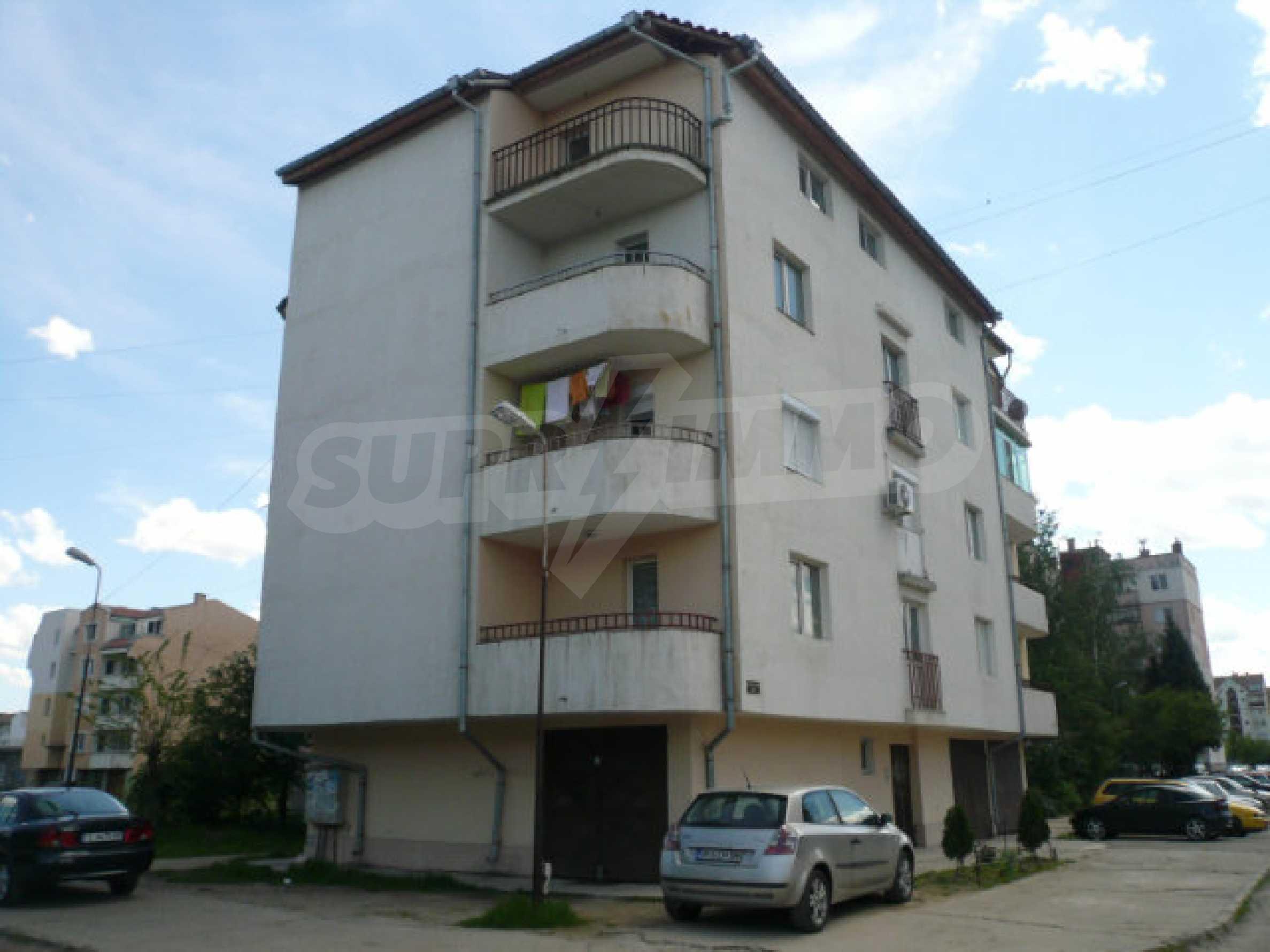 Zwei-Zimmer-Wohnung in Vidin