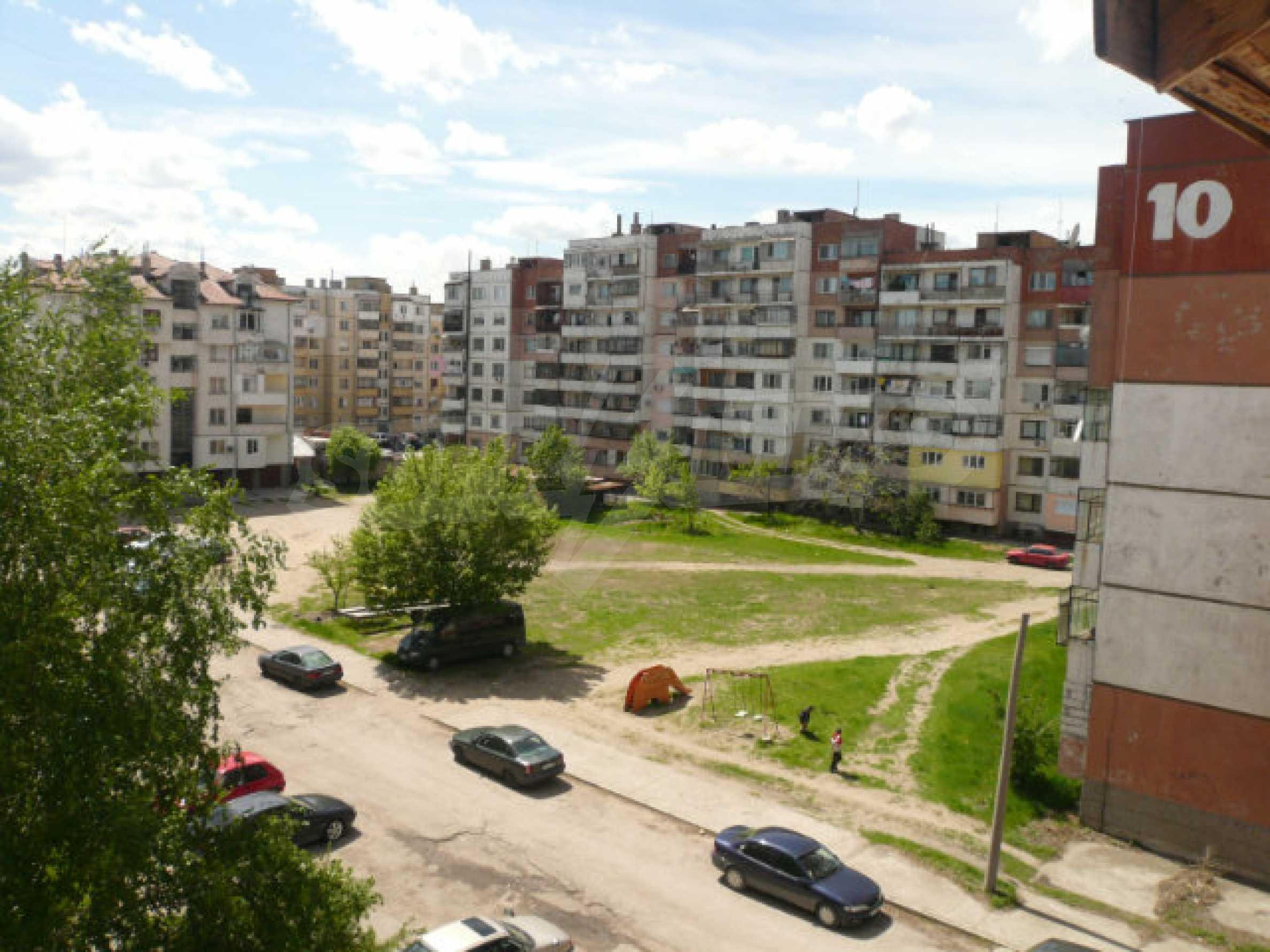 Трехкомнатная квартира в г.Видин 14