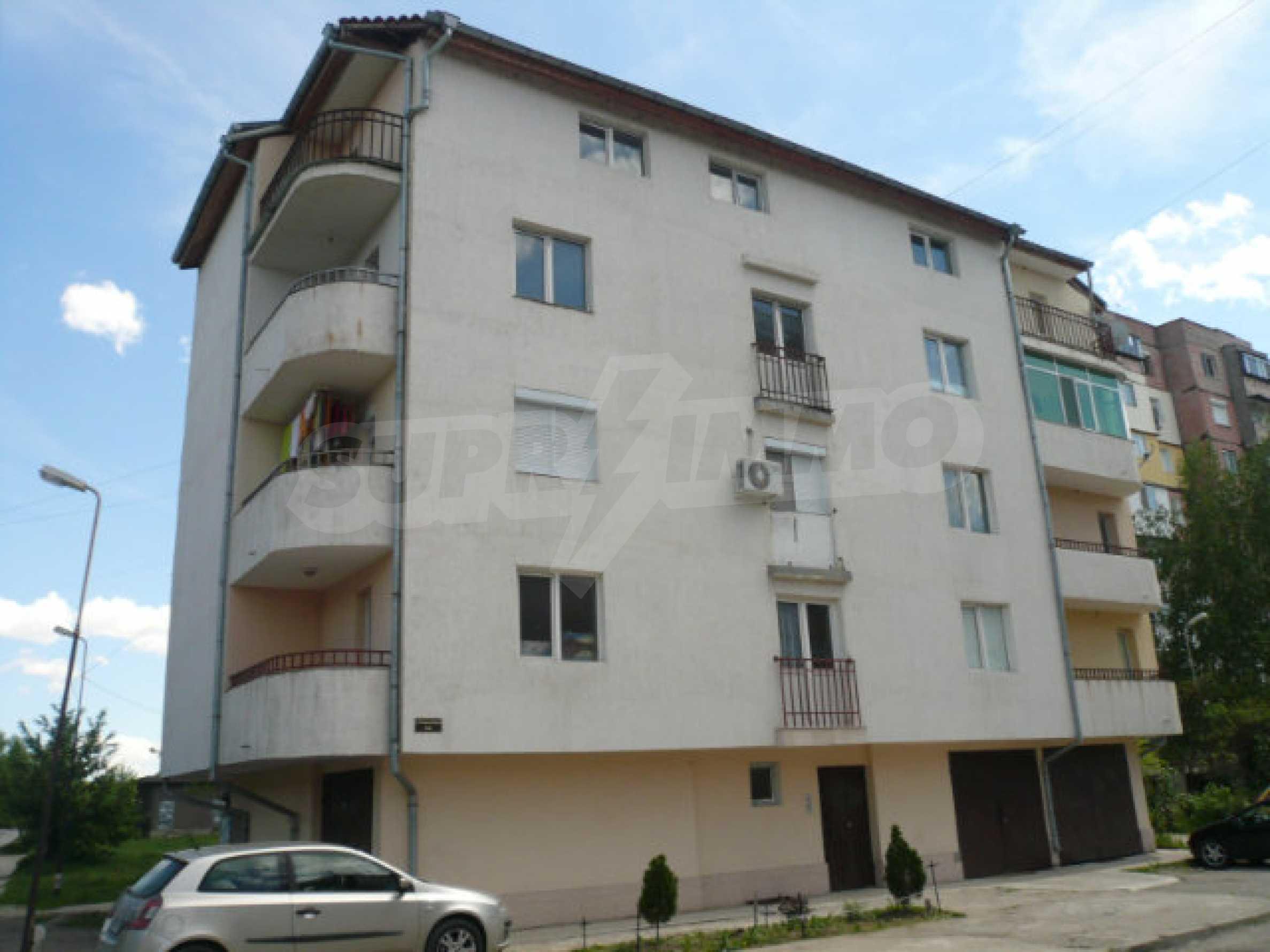Zwei-Zimmer-Wohnung in Vidin 1