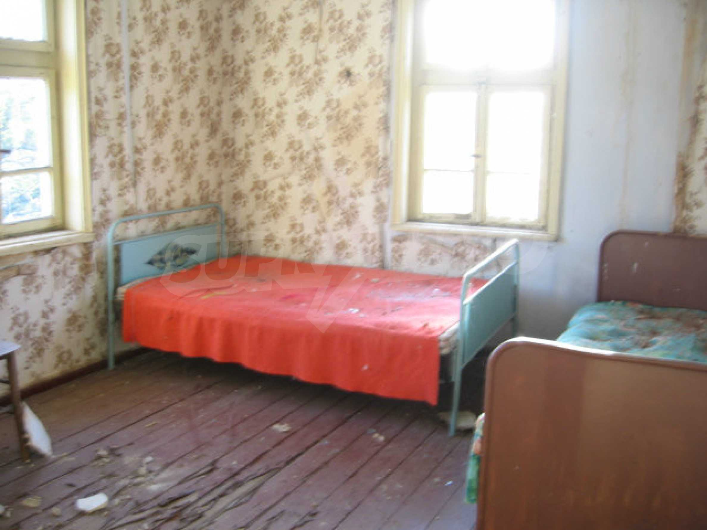 Sunny two-storey house with yard near the Tundzha river and Elhovo 12